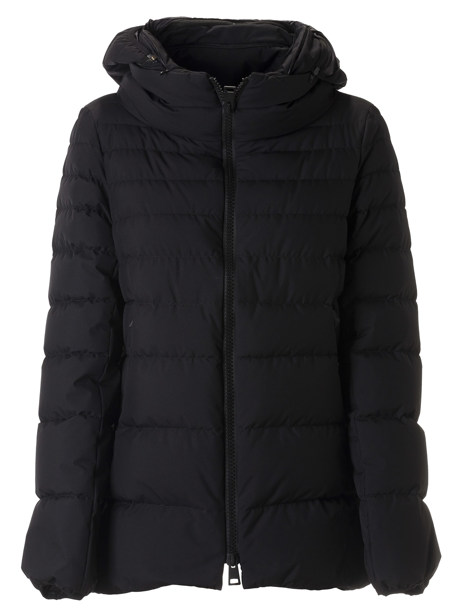 Herno Quilted Hood Padded Jacket