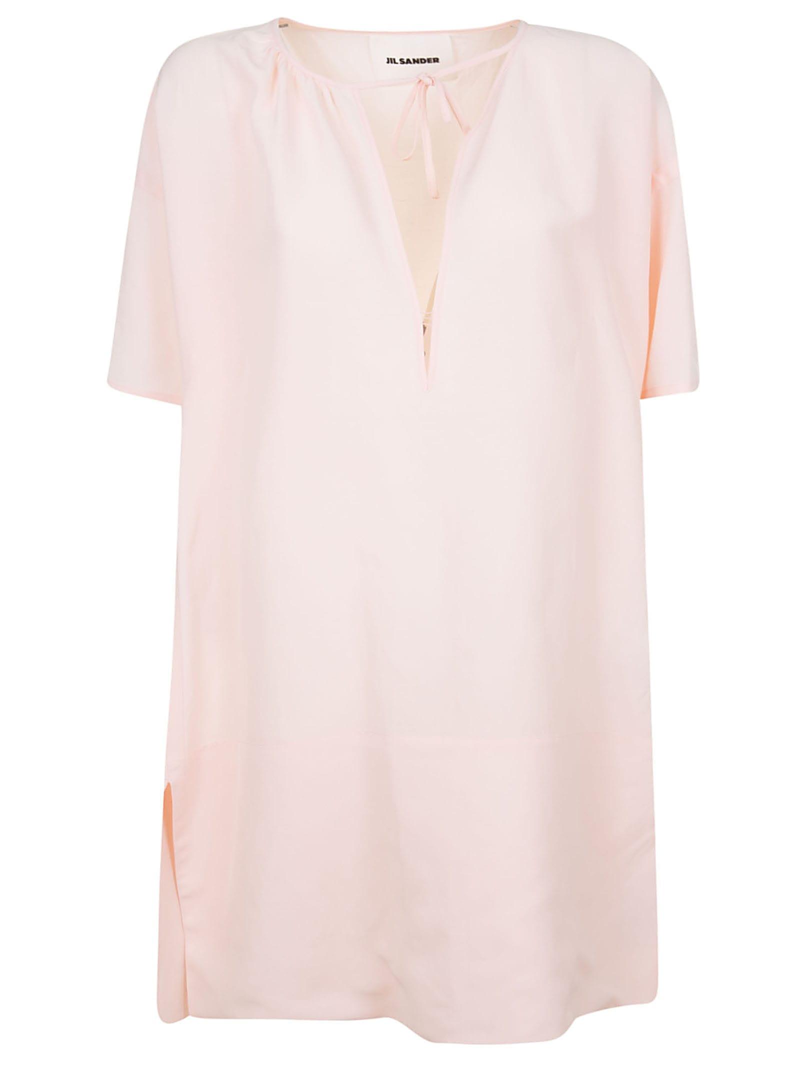 Buy Jil Sander Flared Dress online, shop Jil Sander with free shipping