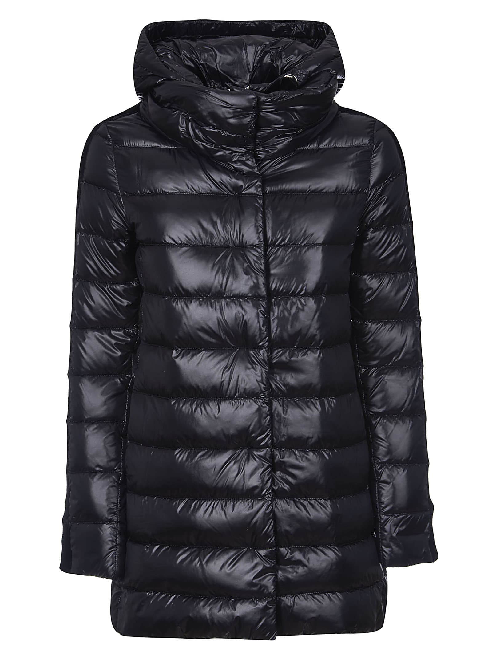 Herno Concealed Hooded Padded Jacket