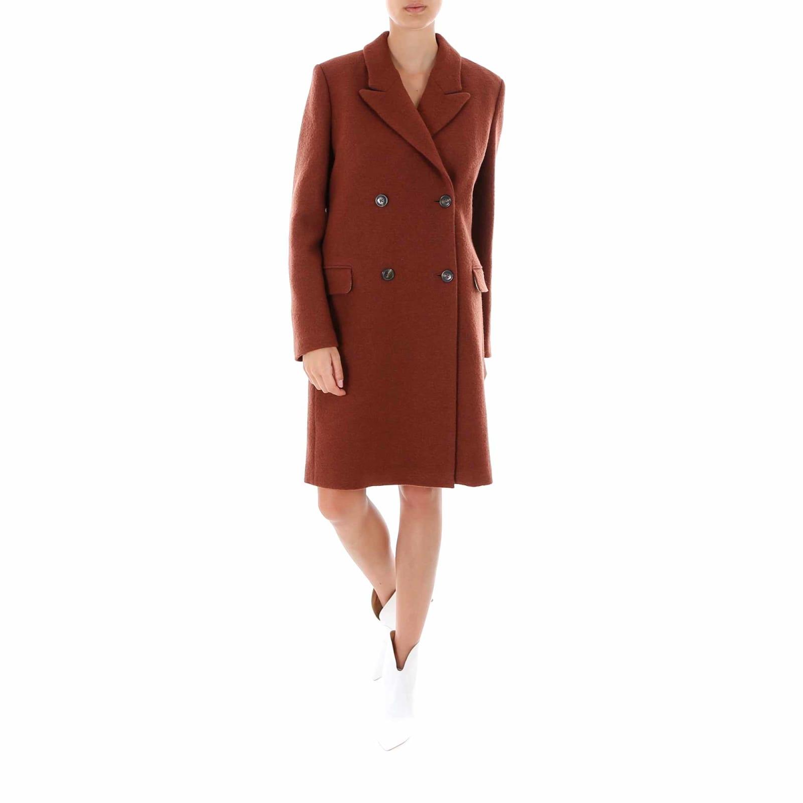 Closed Cross Coat