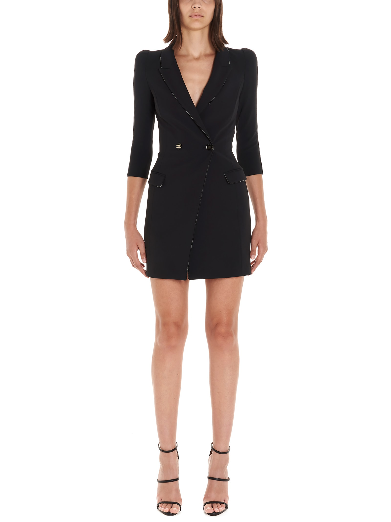 Elisabetta Franchi Celyn B. manteau Dress
