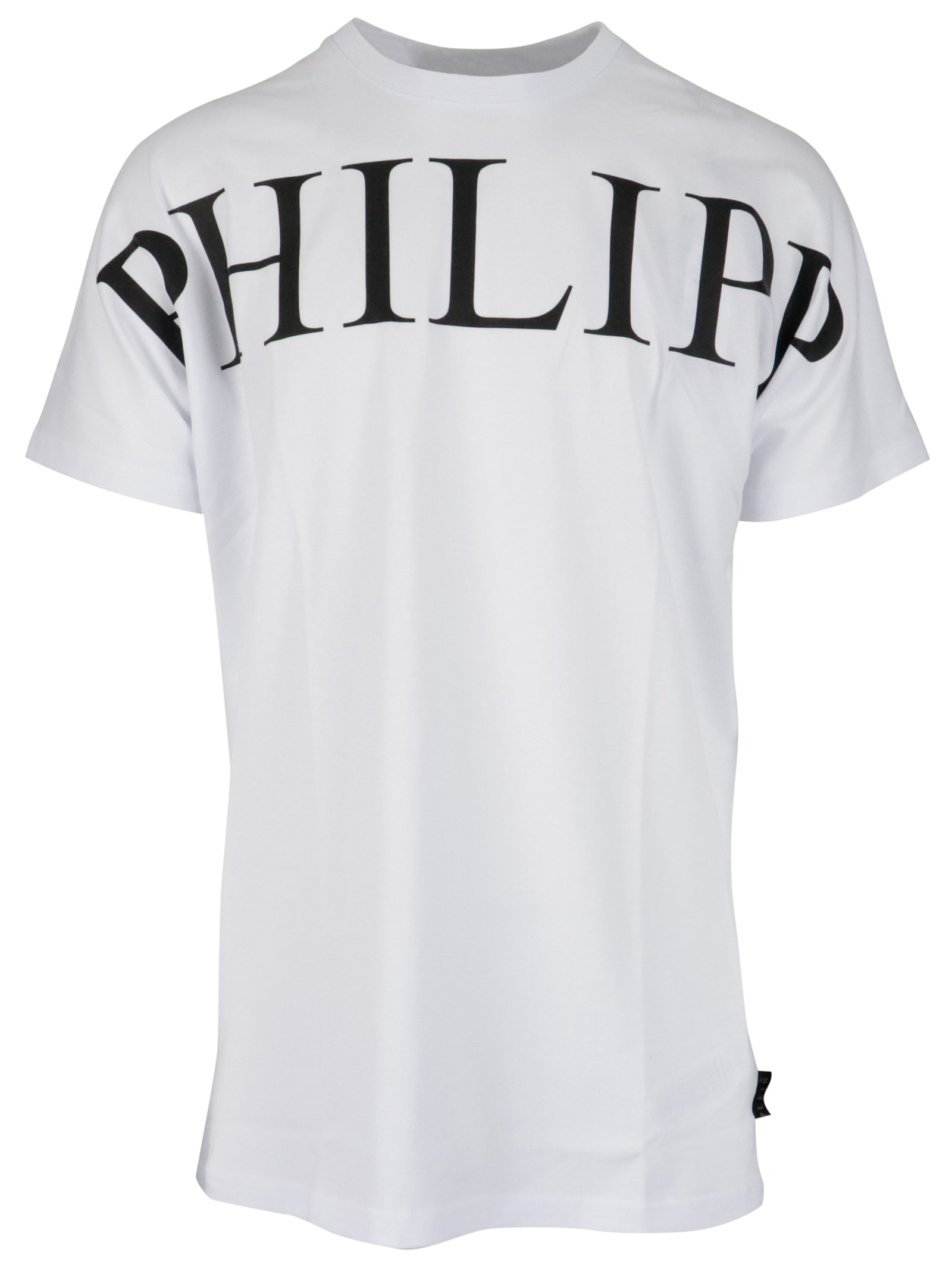Philipp Plein T-SHIRT SS PHIL PL TM T-SHIRT