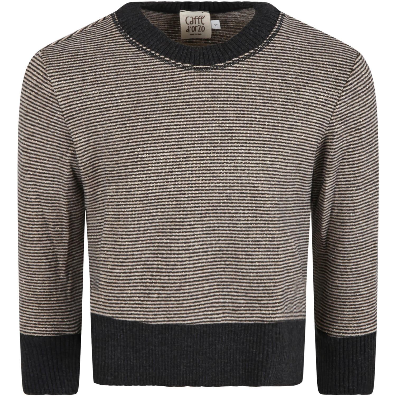Caffe dOrzo Multicolor barbara Sweater For Girl