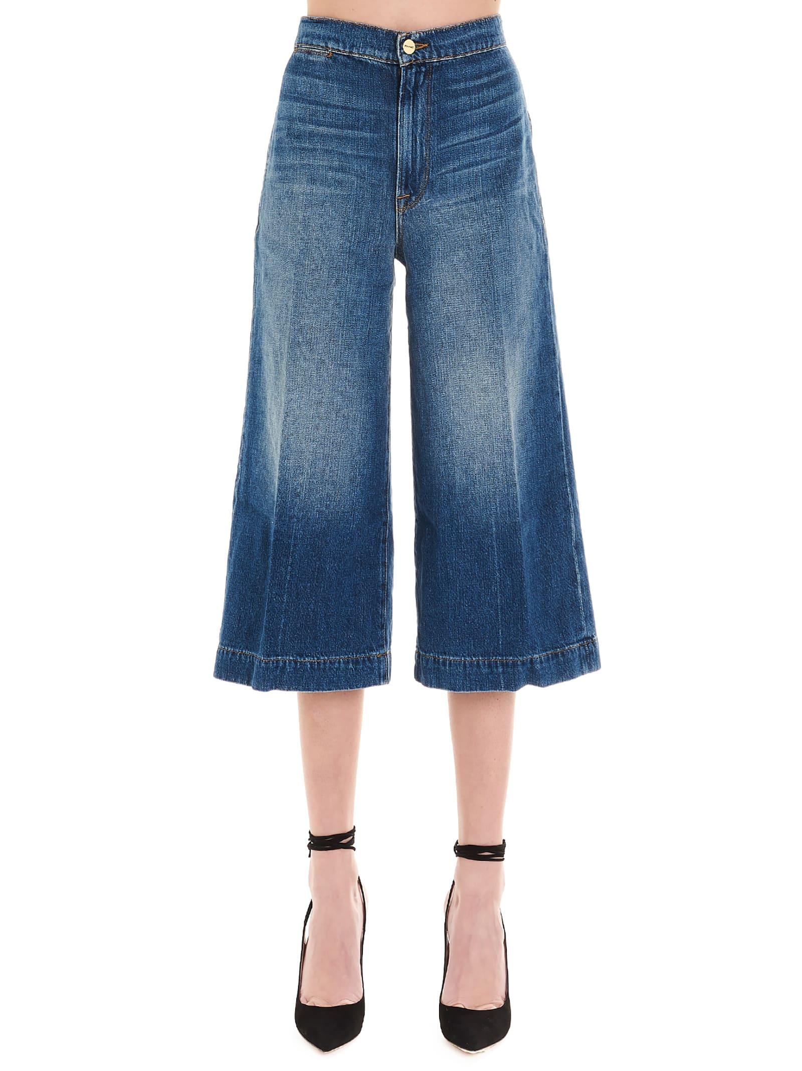 le Coulotte Jeans