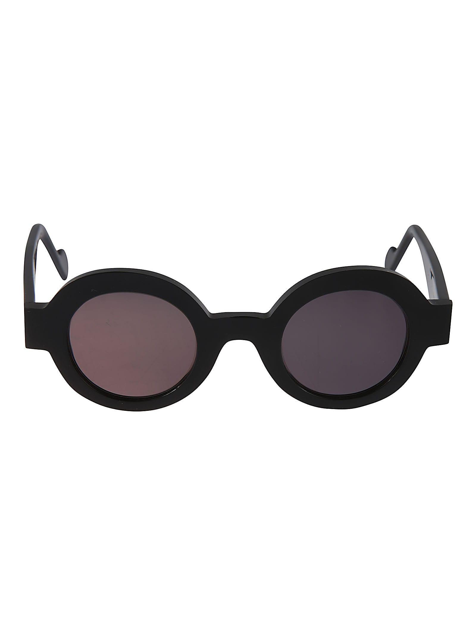 Simone Round Frame Sunglasses
