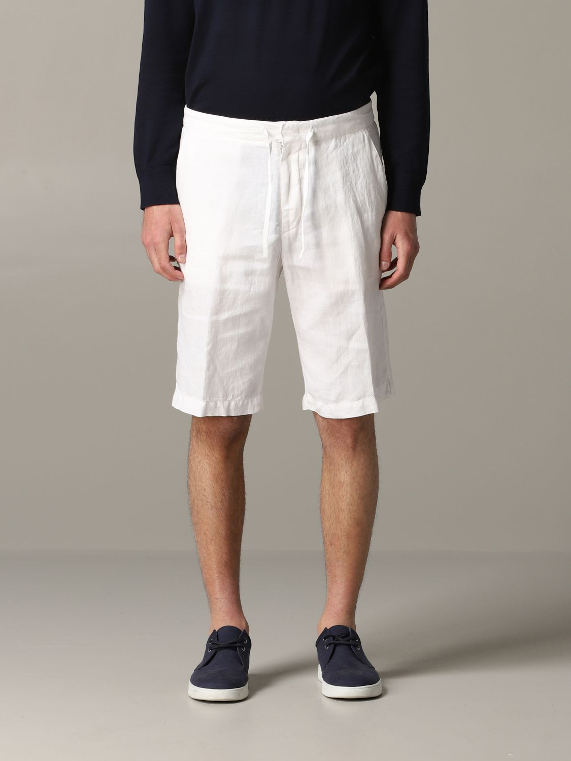 Z Zegna Short Bermuda Shorts Men Z Zegna