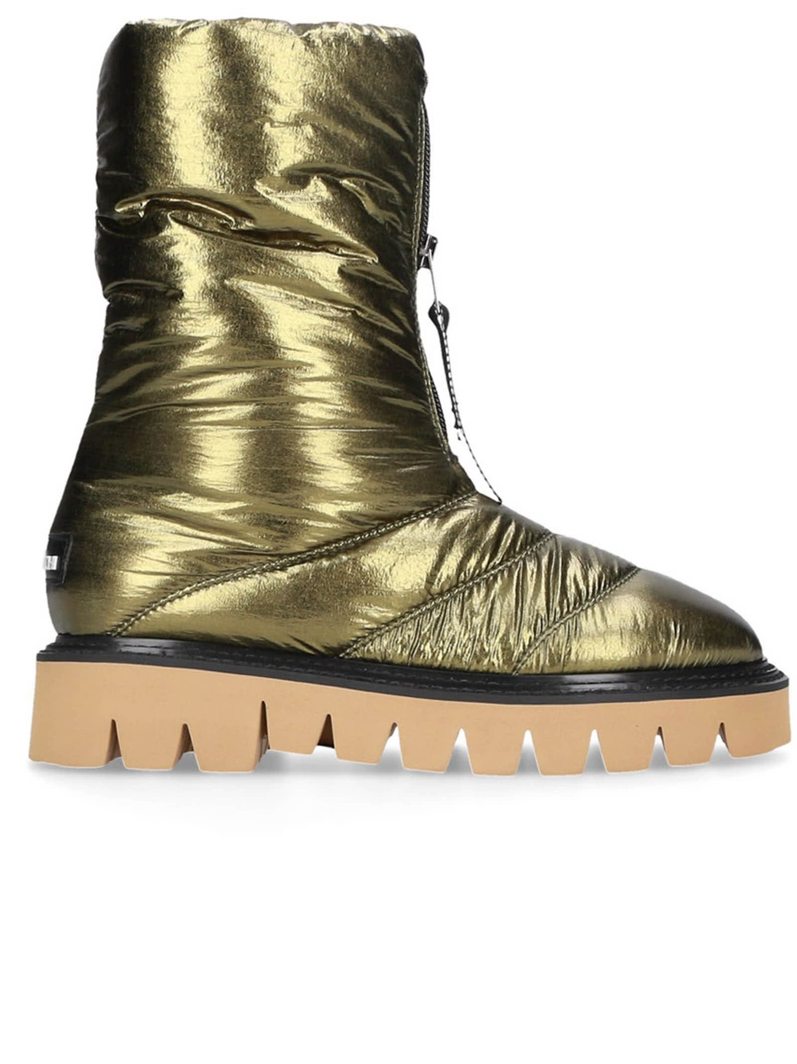 Nylon Boots