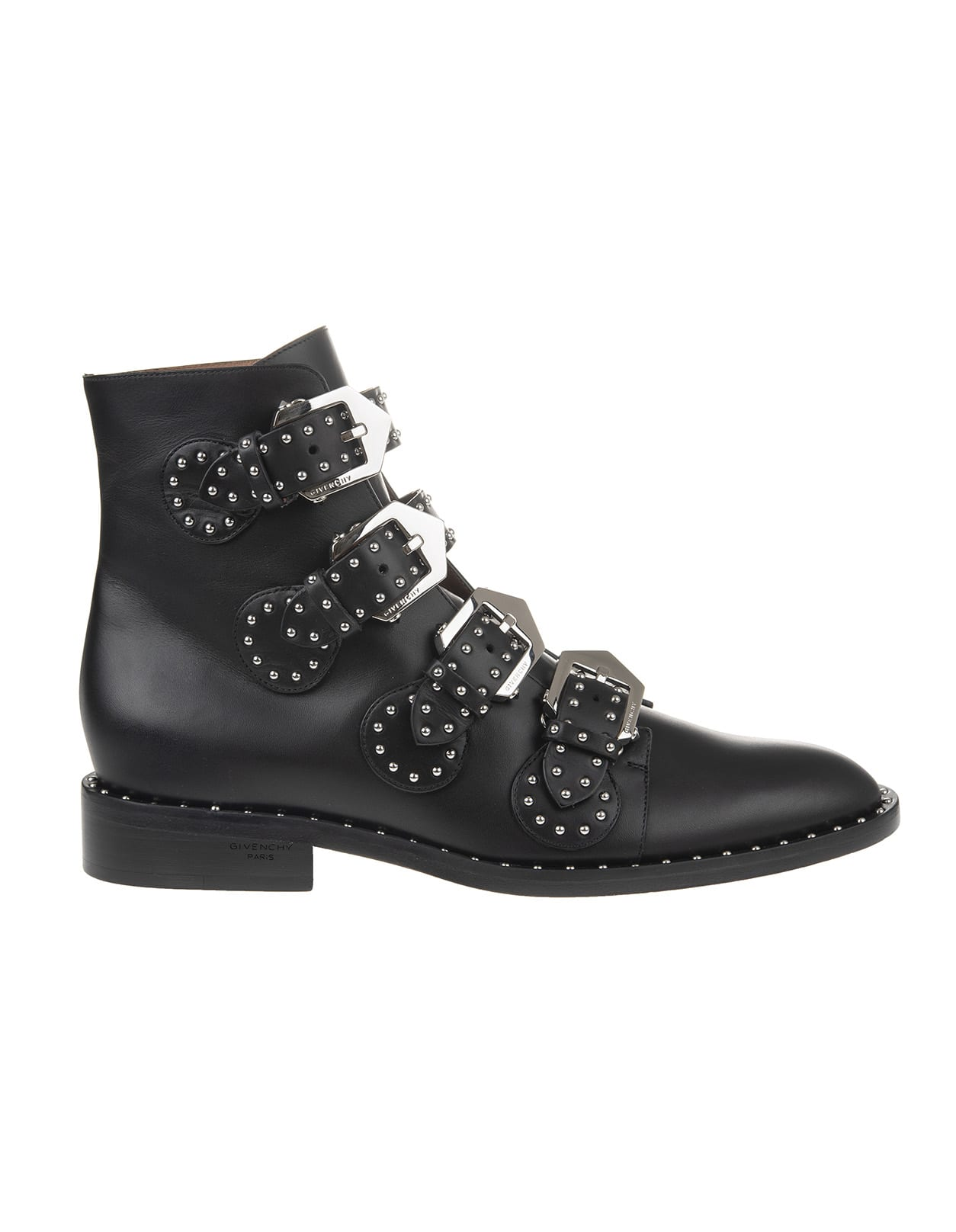 Buy Givenchy Black Woman Elegant Ankle Boot online, shop Givenchy shoes with free shipping