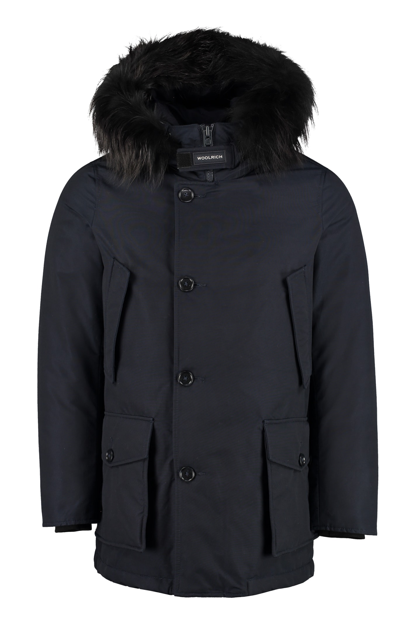 Woolrich Tops HOODED ARCTIC PARKA
