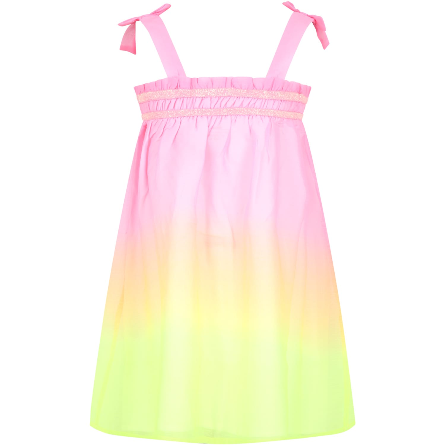 Buy Billieblush Multicolor Dress For Girl online, shop Billieblush with free shipping