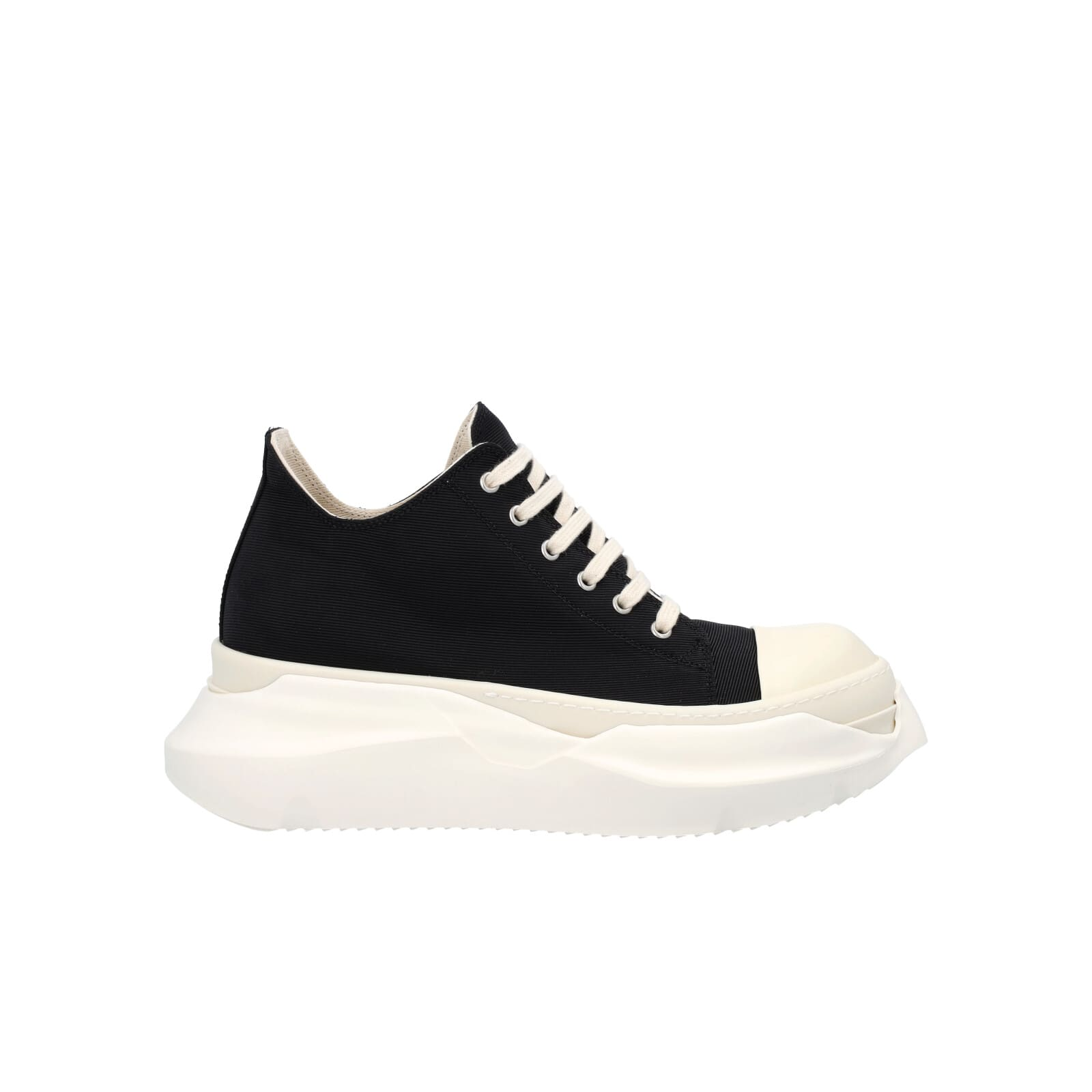Dark Shadow Canvas Abstract Low Sneakers