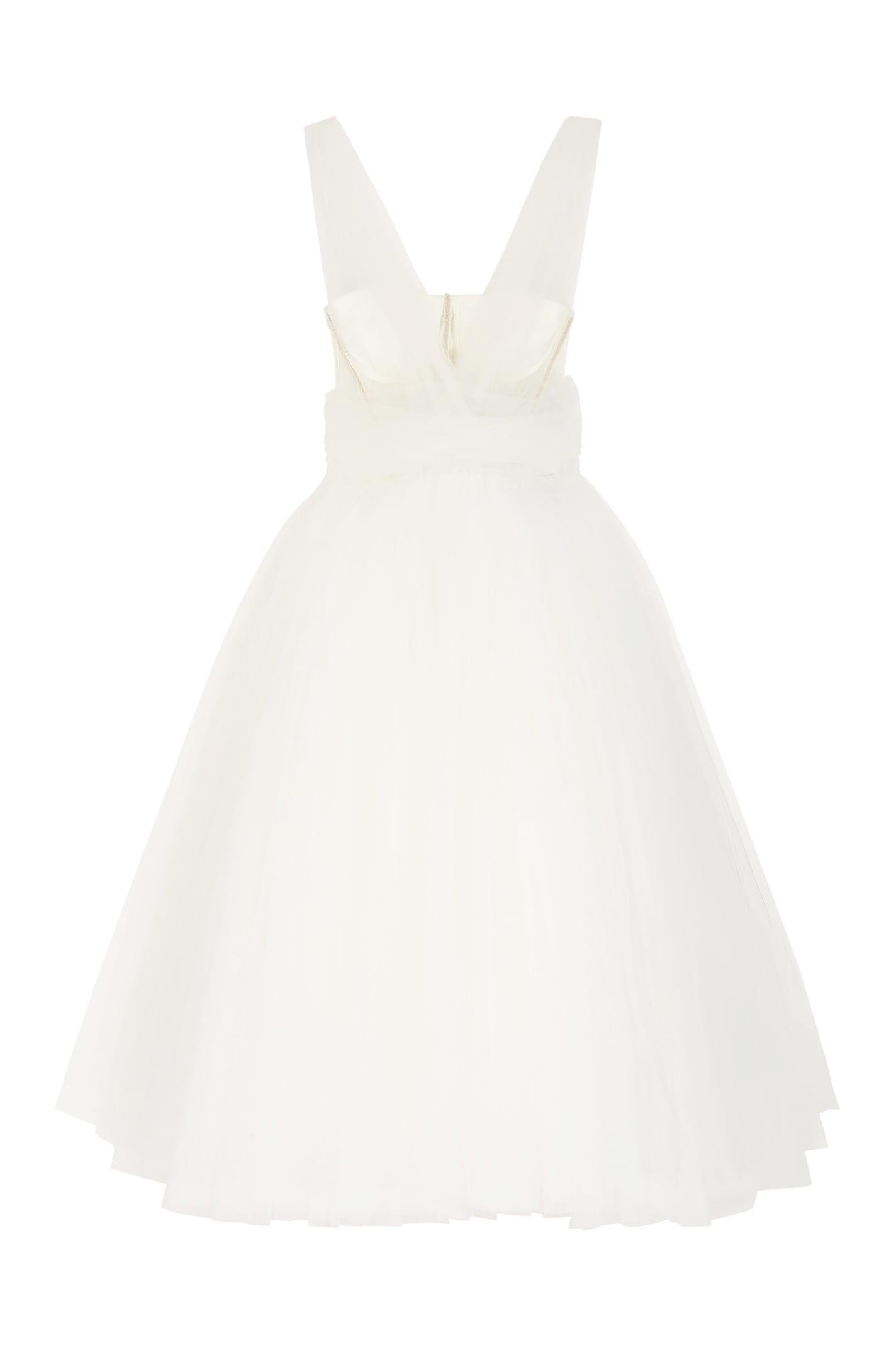 Dolce & Gabbana Maxi Tulle Dress