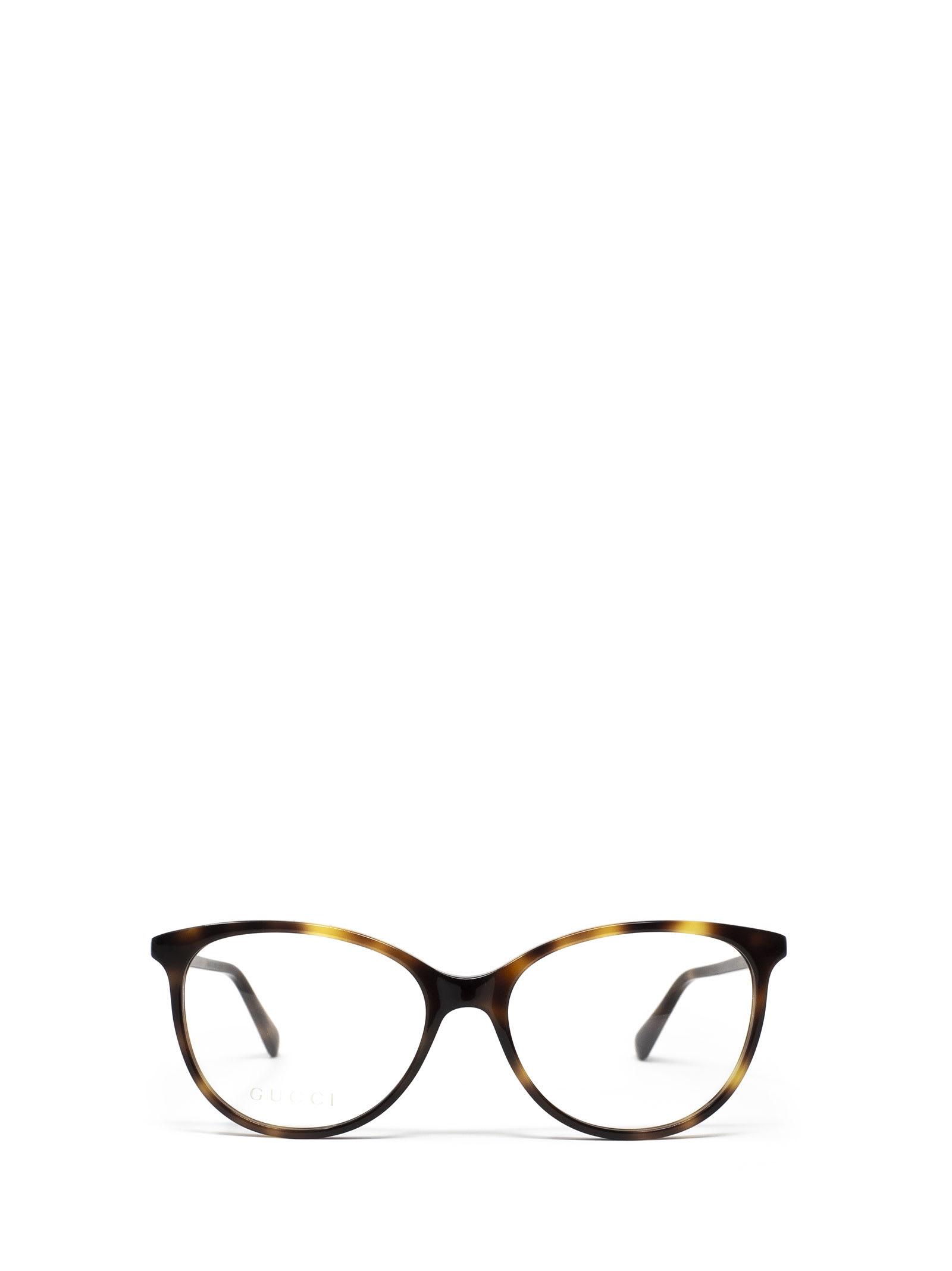 Gucci Gucci Gg0550o Havana Glasses
