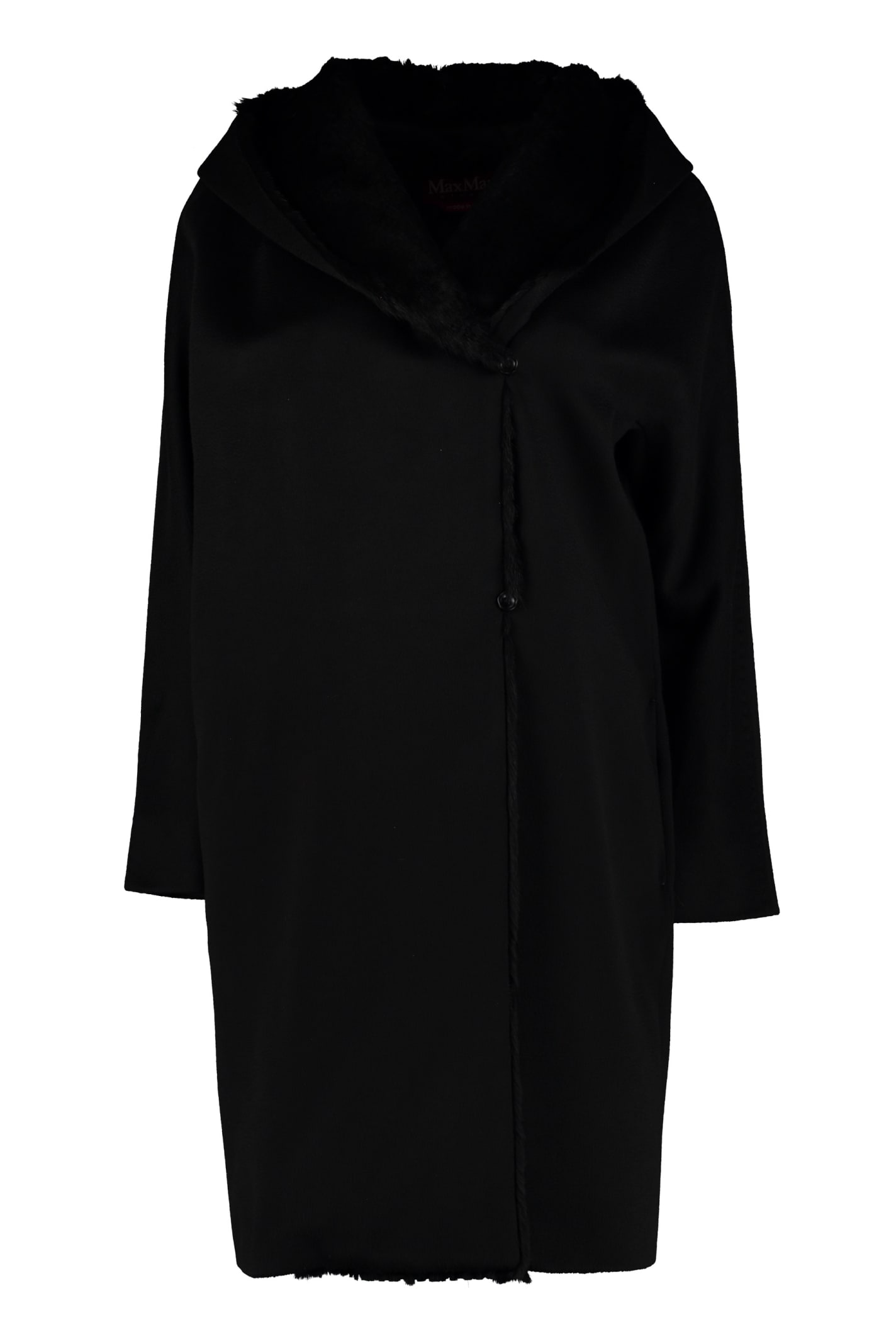 Max Mara Studio Virgin Wool Coat