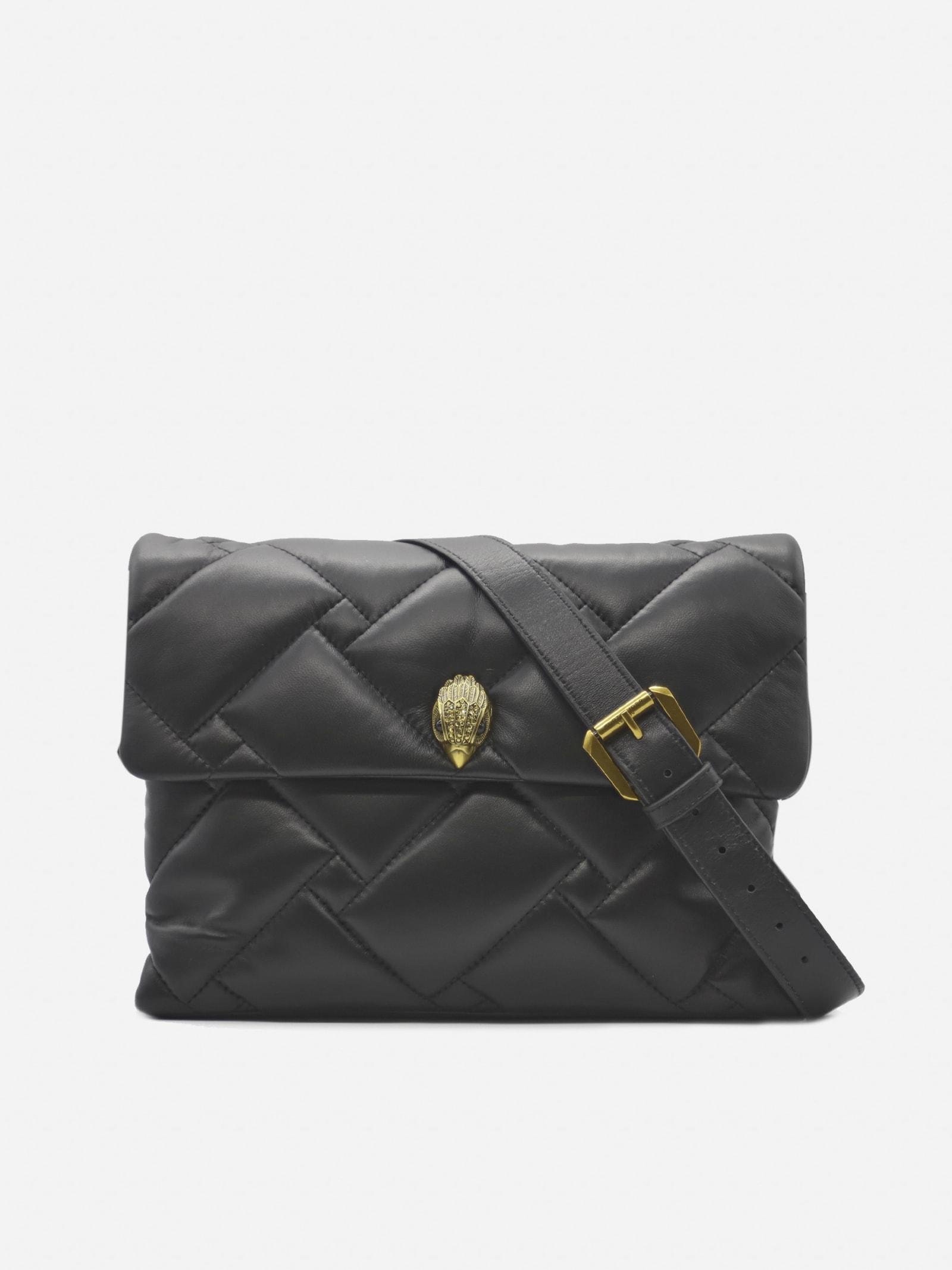 Soft Kensington Leather Shoulder Bag