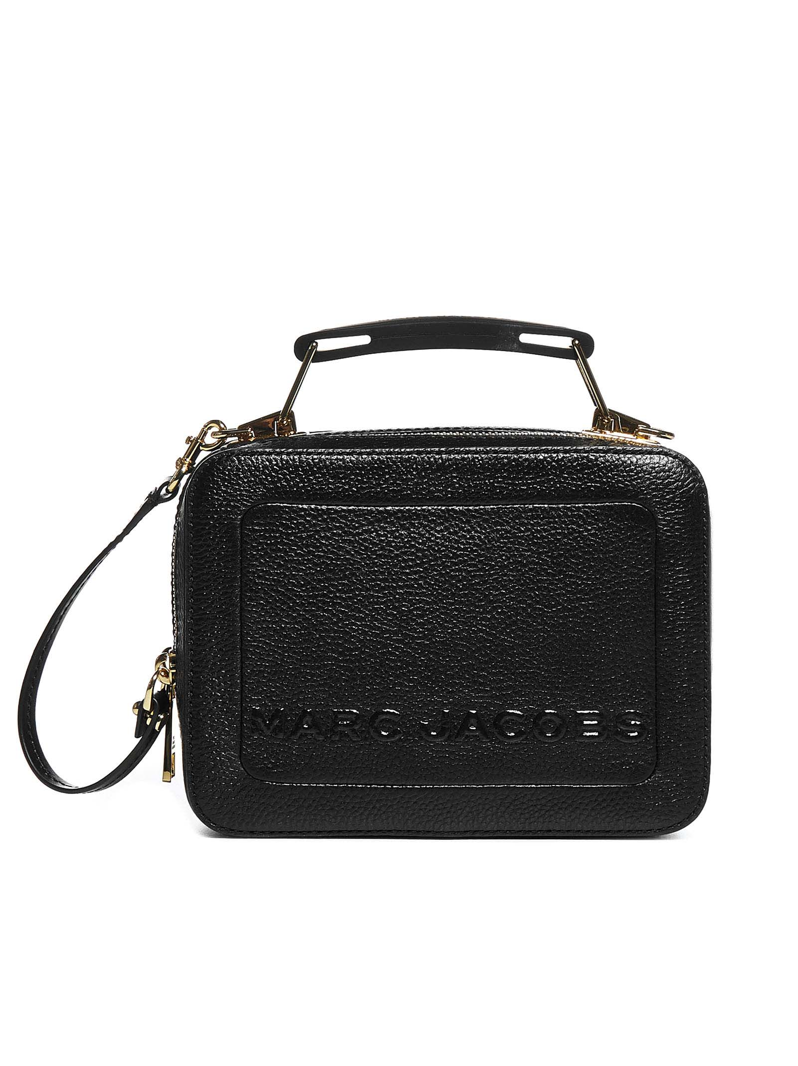 Marc Jacobs The Box 20 Leather Bag