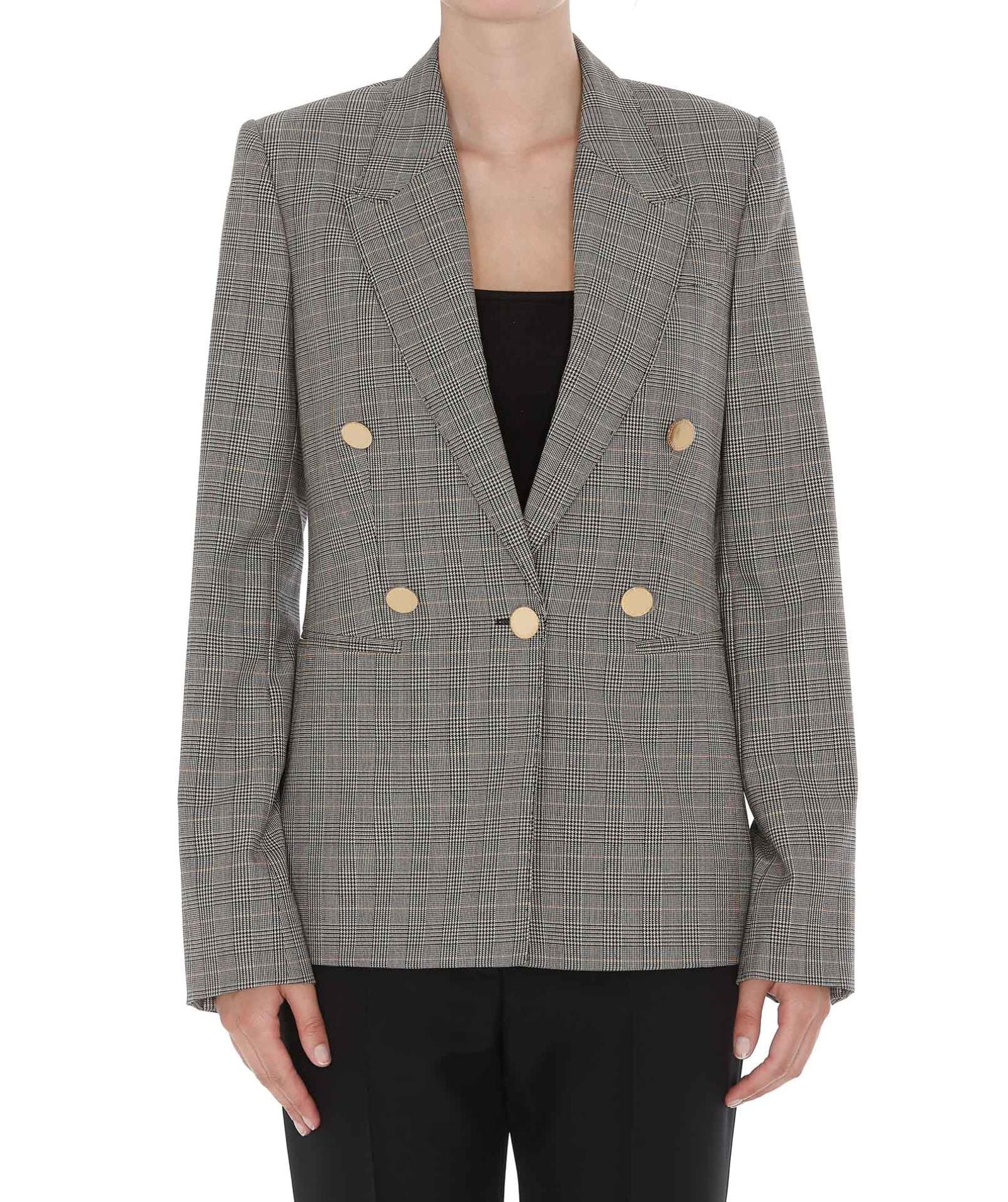 Stella Mccartney Checked Blazer
