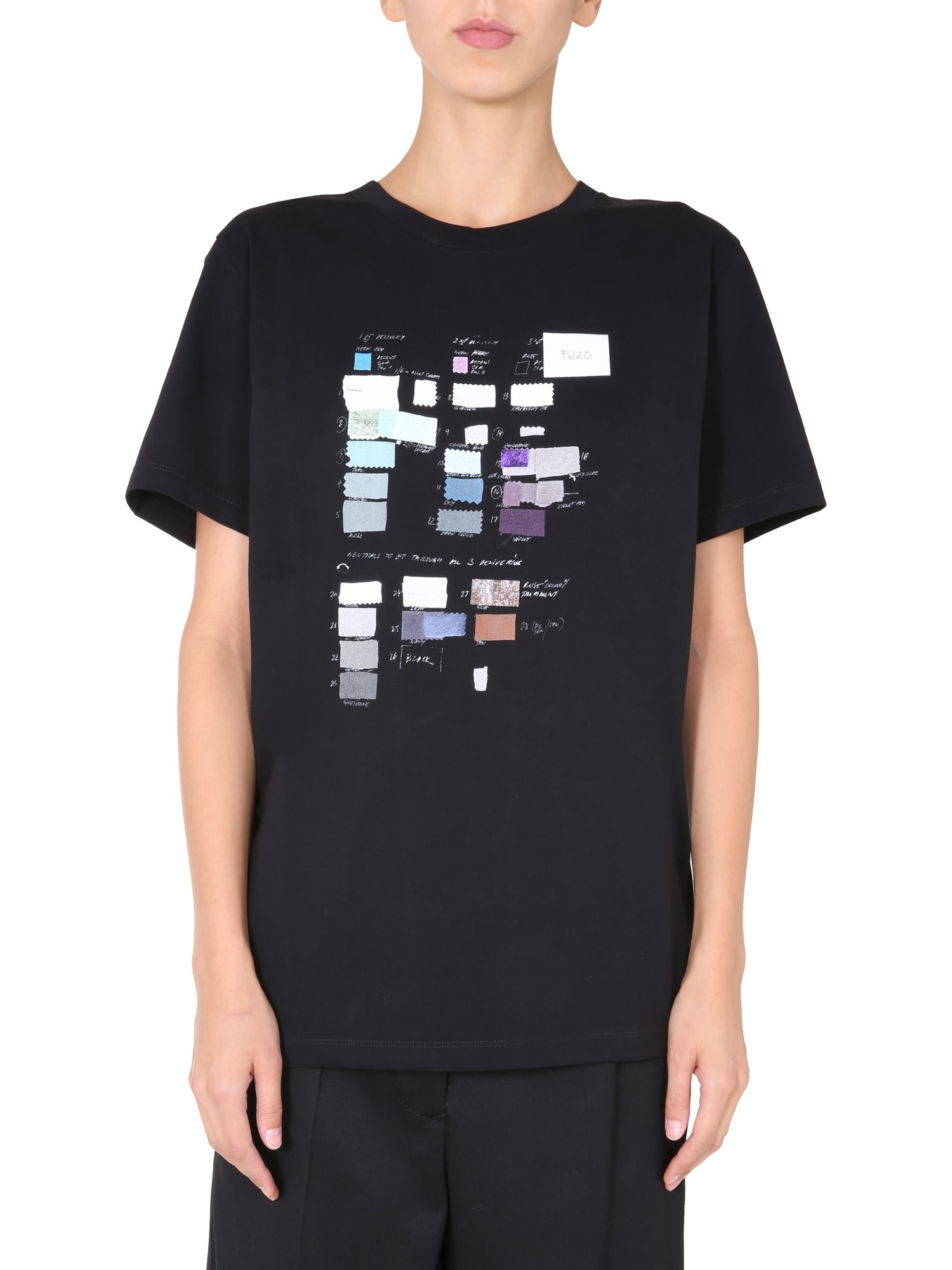 MM6 Maison Margiela Crew Neck T-shirt