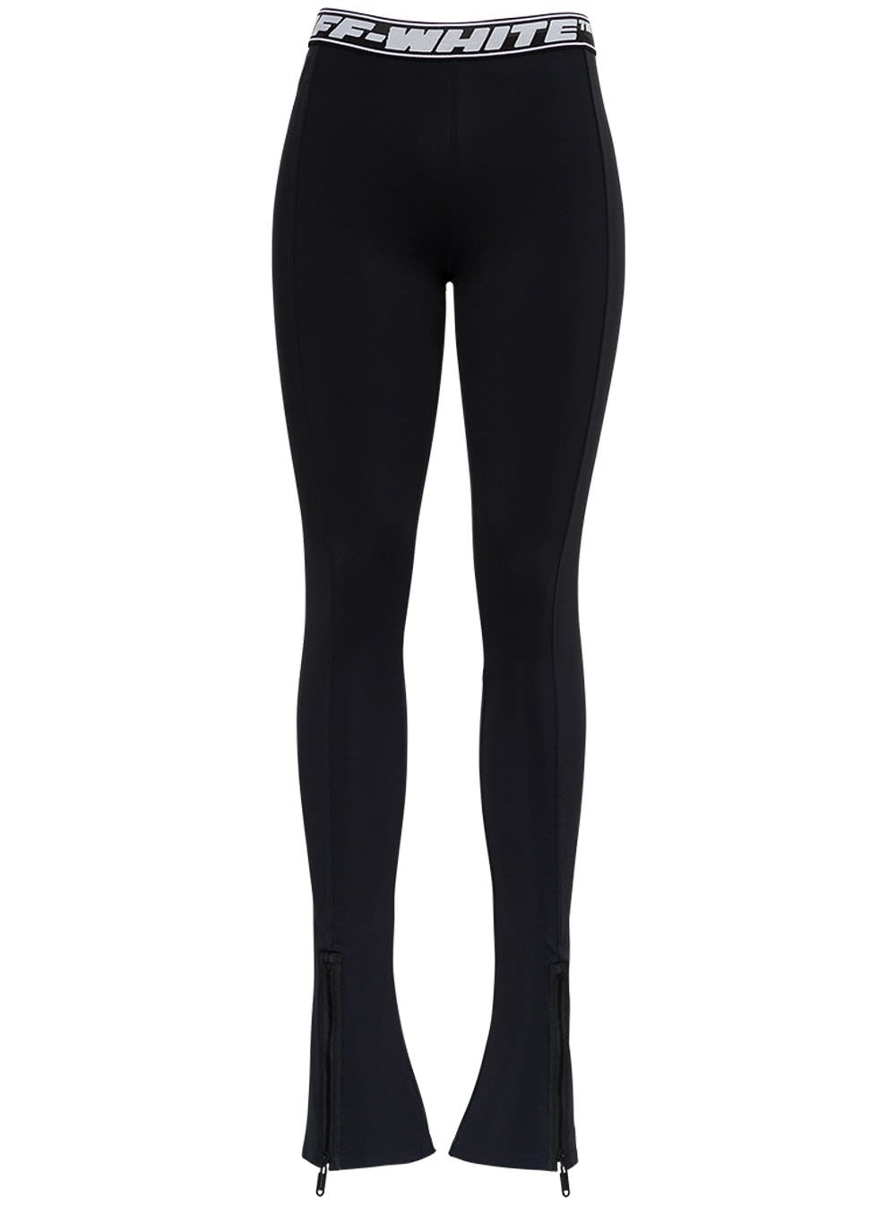 Off-White Leggings ATHLESURE LEGGINGS IN STRETCH FABRIC WITH LOGO