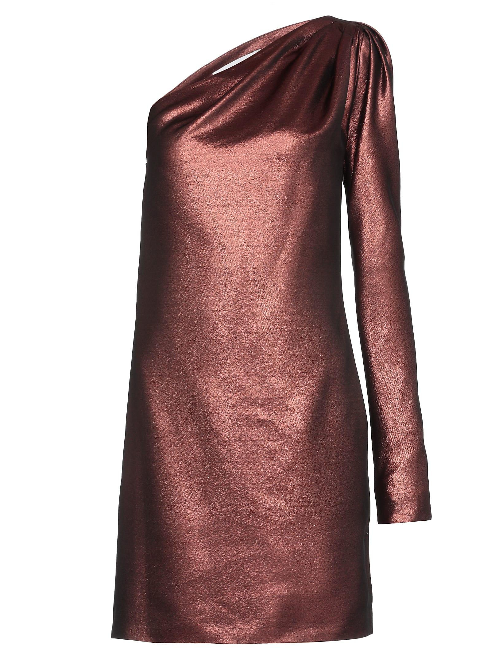 Buy Victoria Victoria Beckham One Shoulder Dress online, shop Victoria Victoria Beckham with free shipping