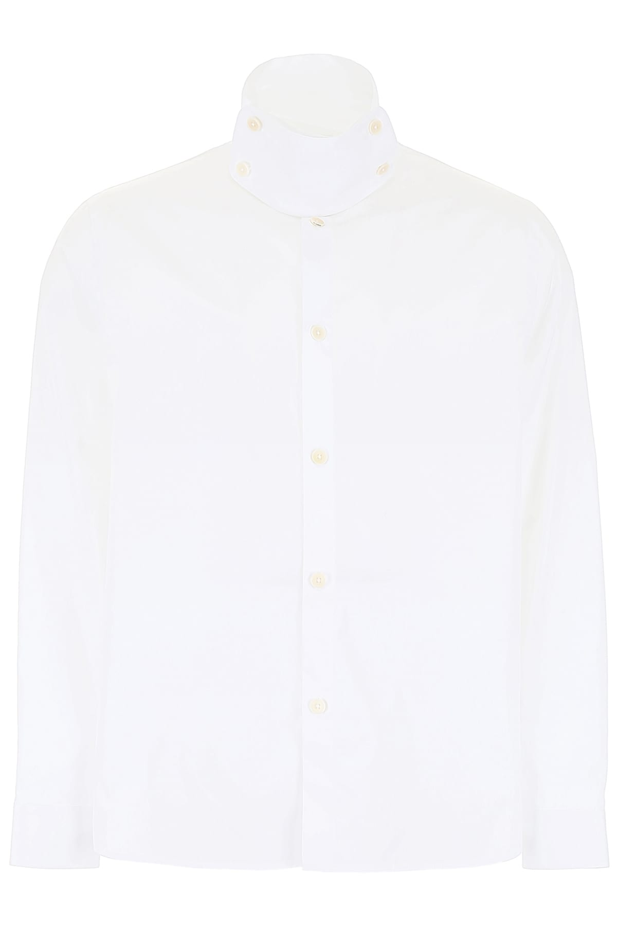 Jil Sander Oversized Cotton Shirt