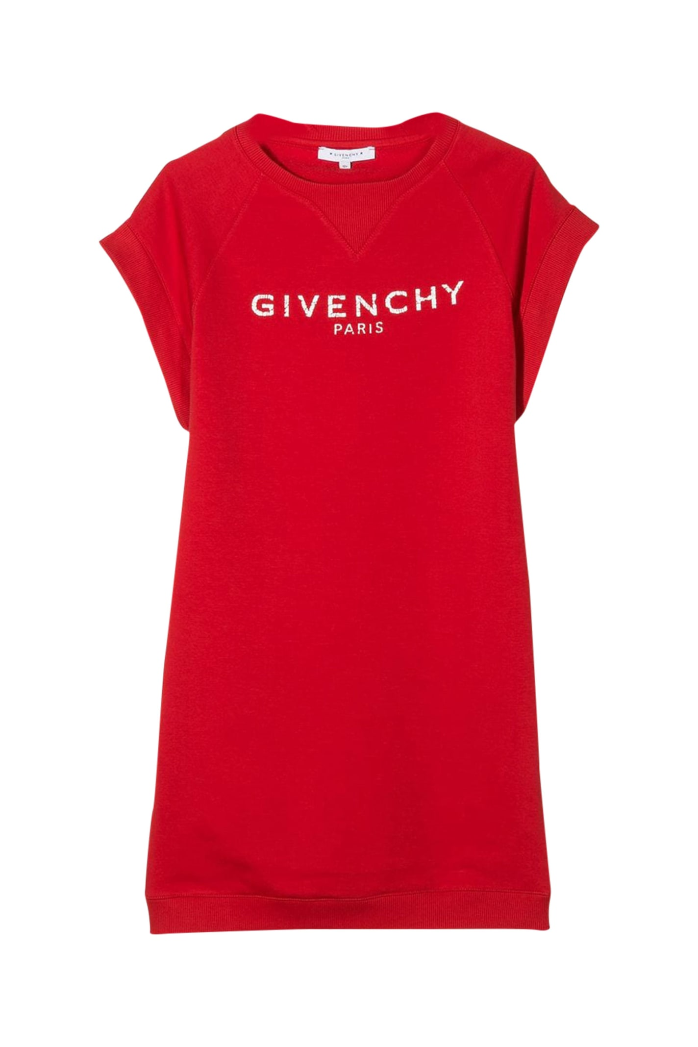 Buy Givenchy Kids Dress With Logo online, shop Givenchy with free shipping
