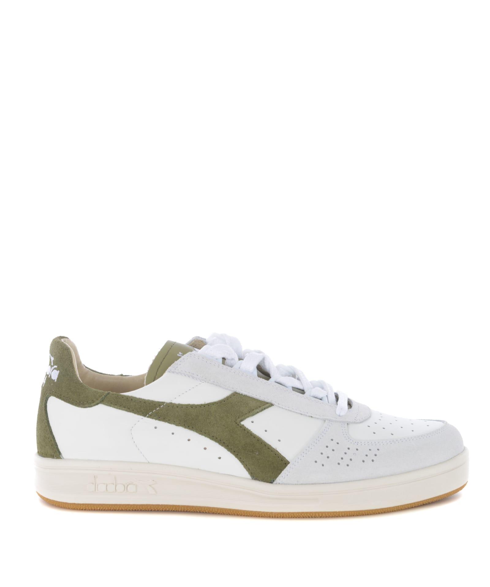 official photos c38cf e8839 Diadora Heritage Diadora Heritage Sneakers - Bianco/verde ...