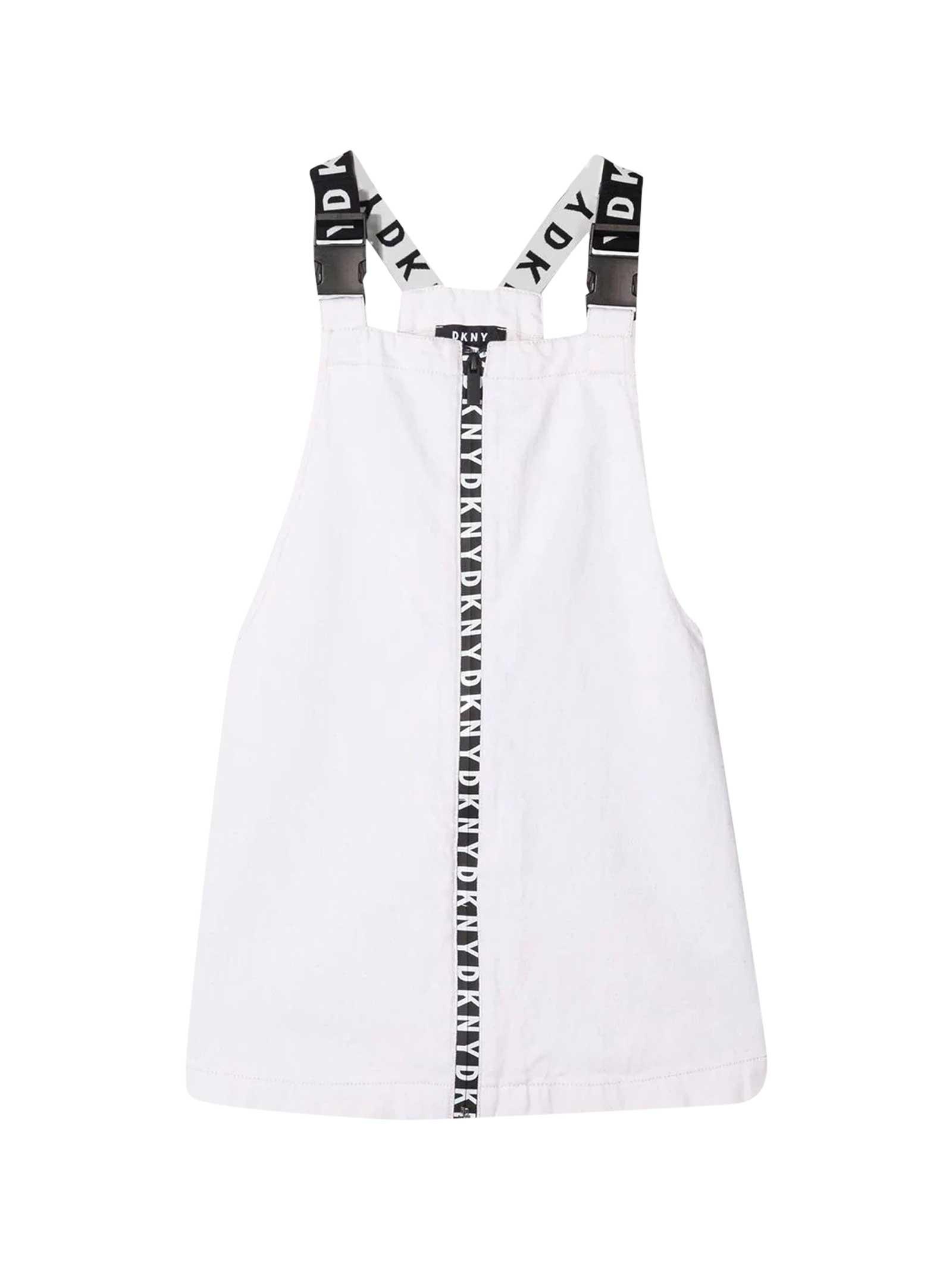 Dkny TEEN DRESS WITH PRESS