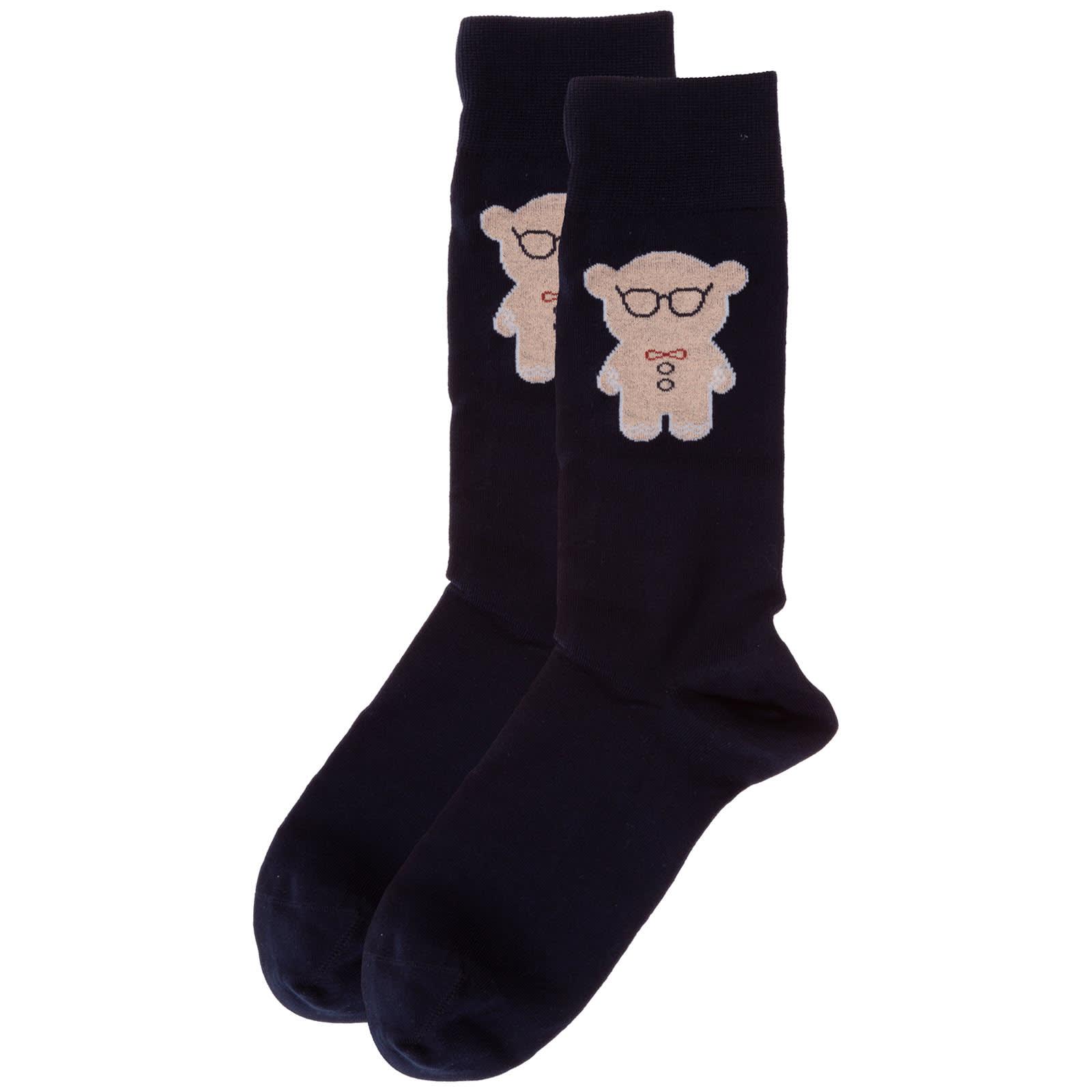 Emporio Armani Trifolio Low Socks