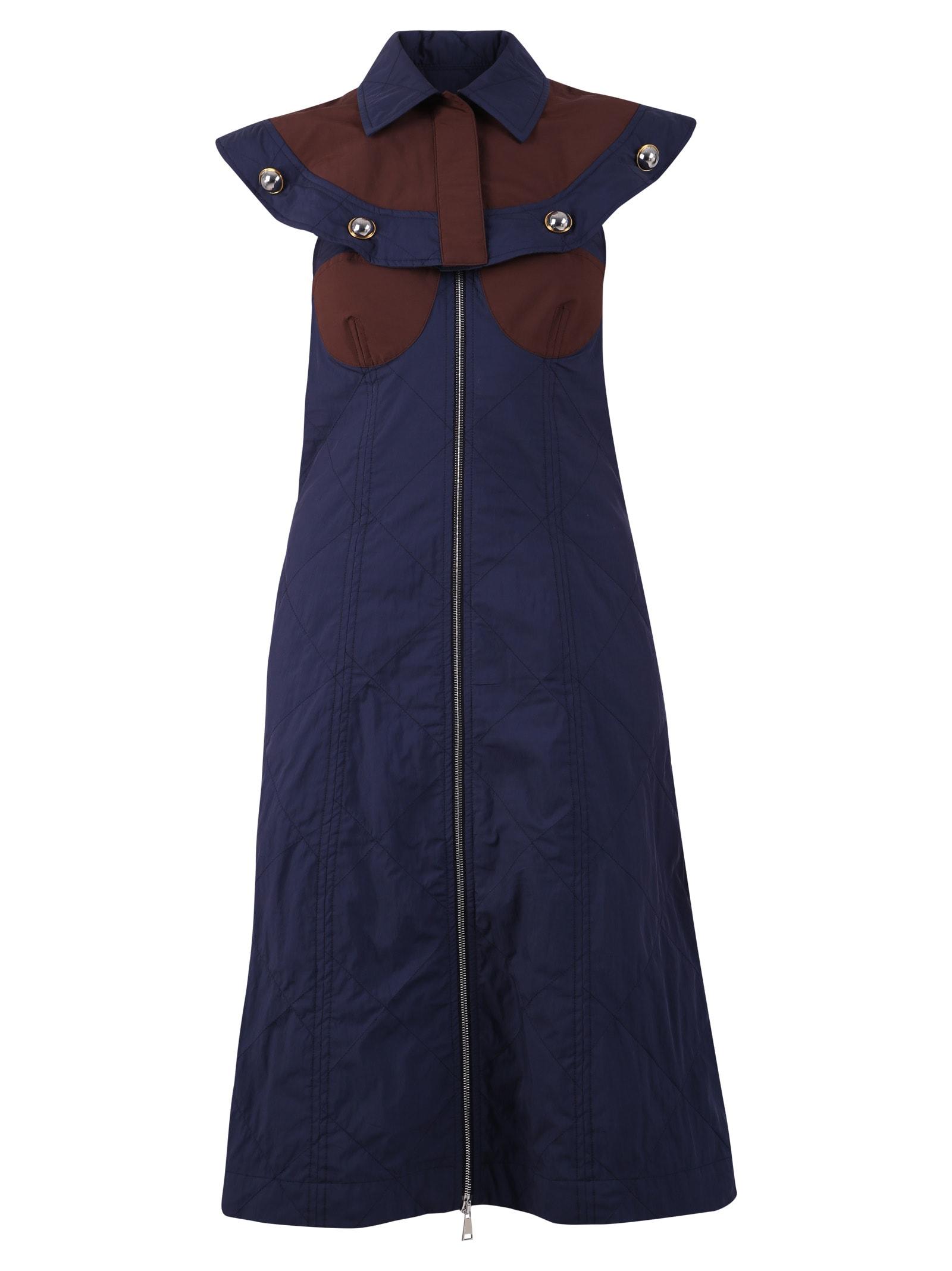Buy Moncler Genius 2 Moncler 1952 - Dress online, shop Moncler Genius with free shipping