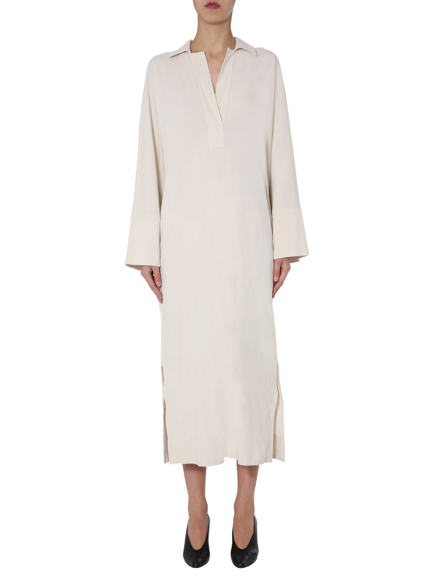 Buy Lemaire Oversize Fit Dress online, shop Lemaire with free shipping