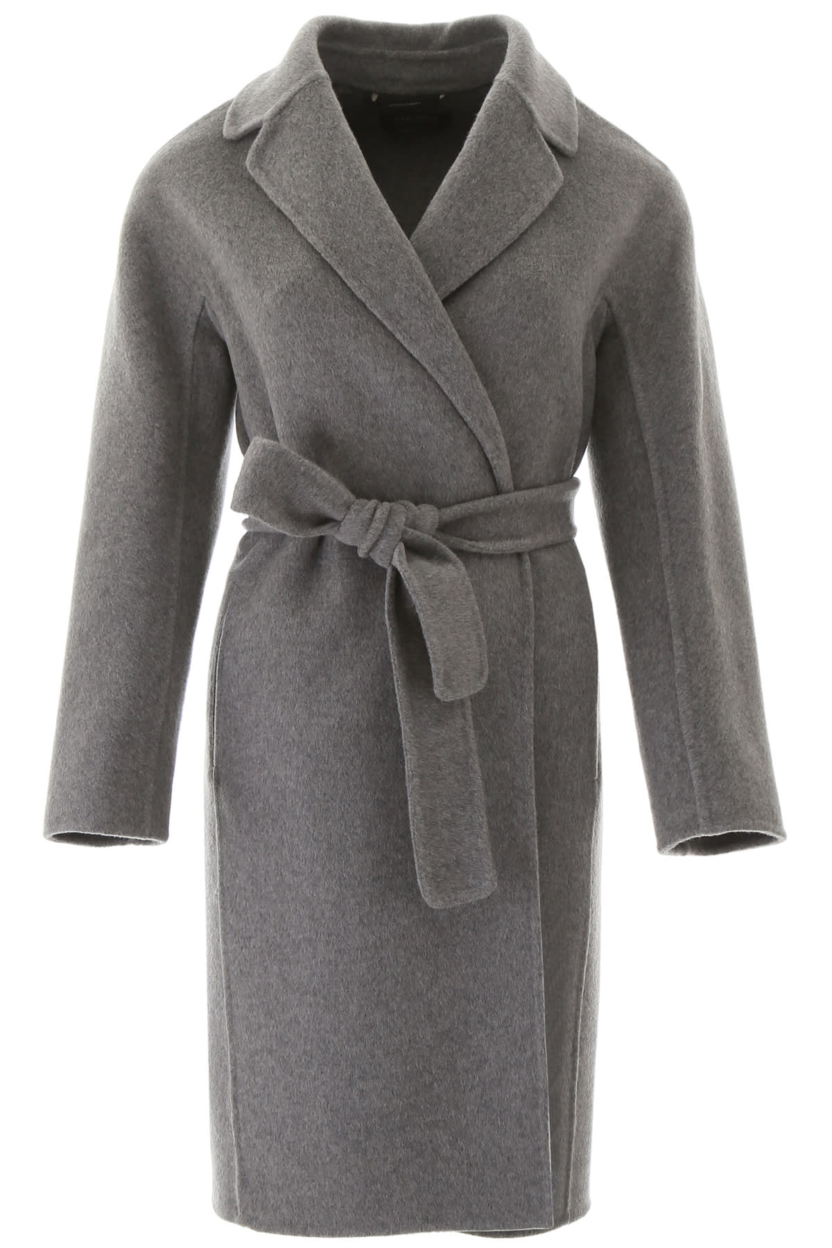S Max Mara Here is The Cube Fertile Coat
