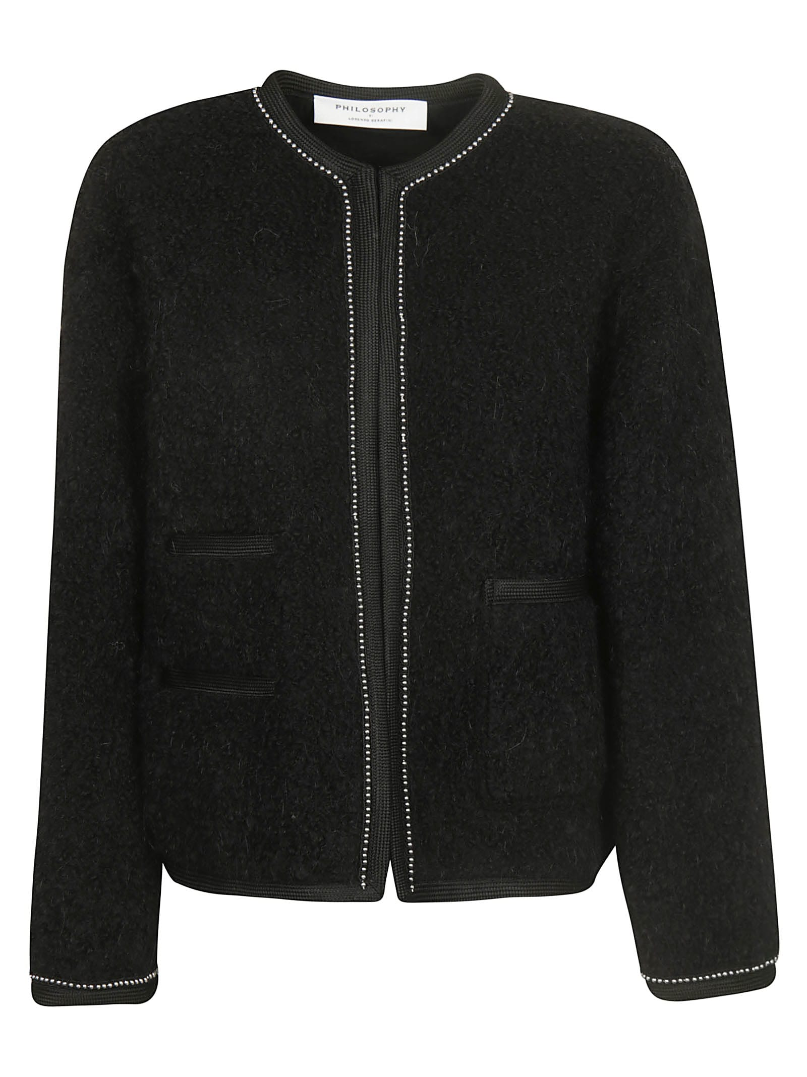 Philosophy di Lorenzo Serafini Embellished Jacket