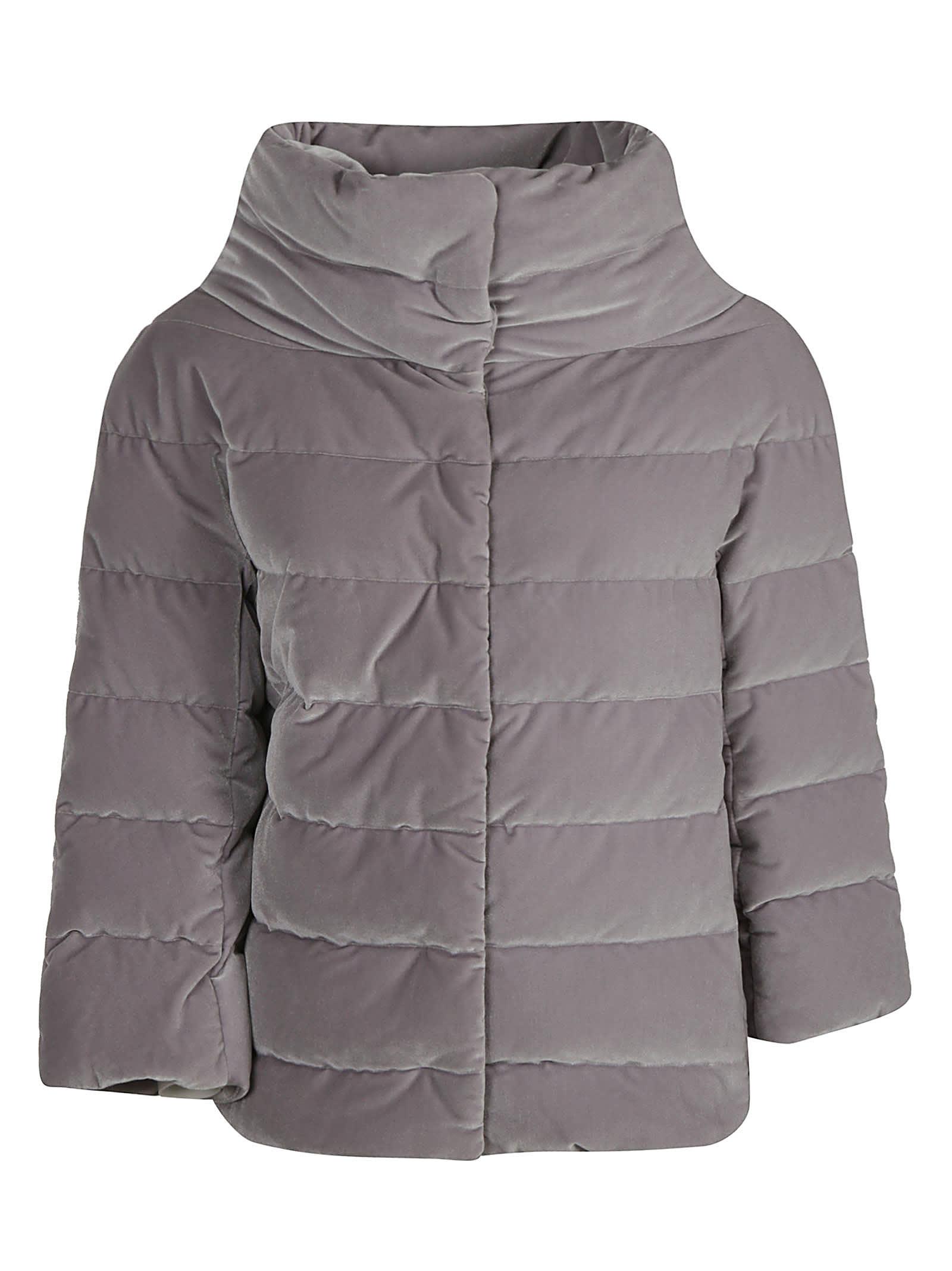 Herno Concealed Lock Padded Jacket