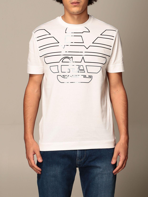 Emporio Armani T-shirt Emporio Armani Cotton T-shirt With Logo