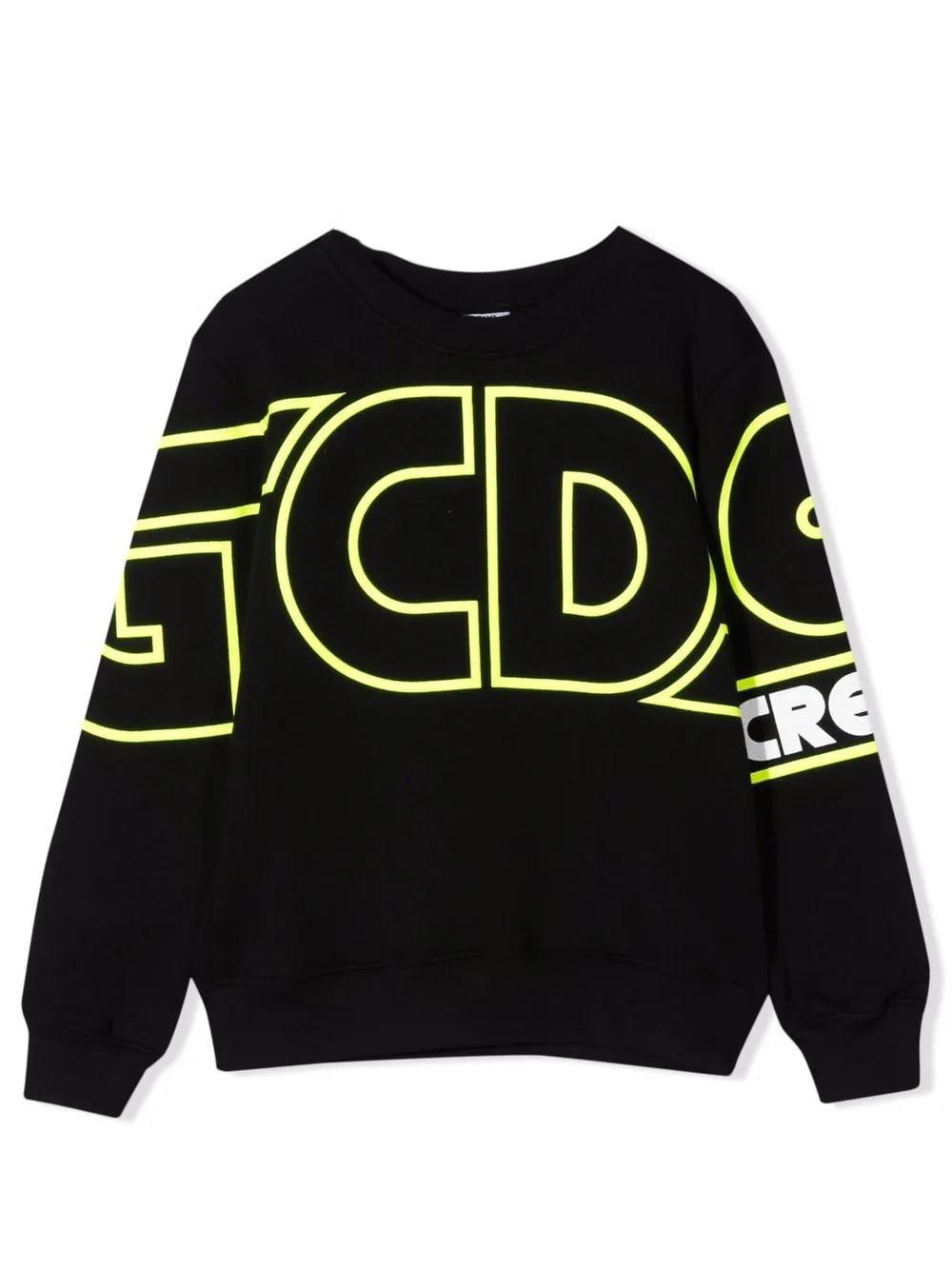 Crewneck Sweatshirt With Logo