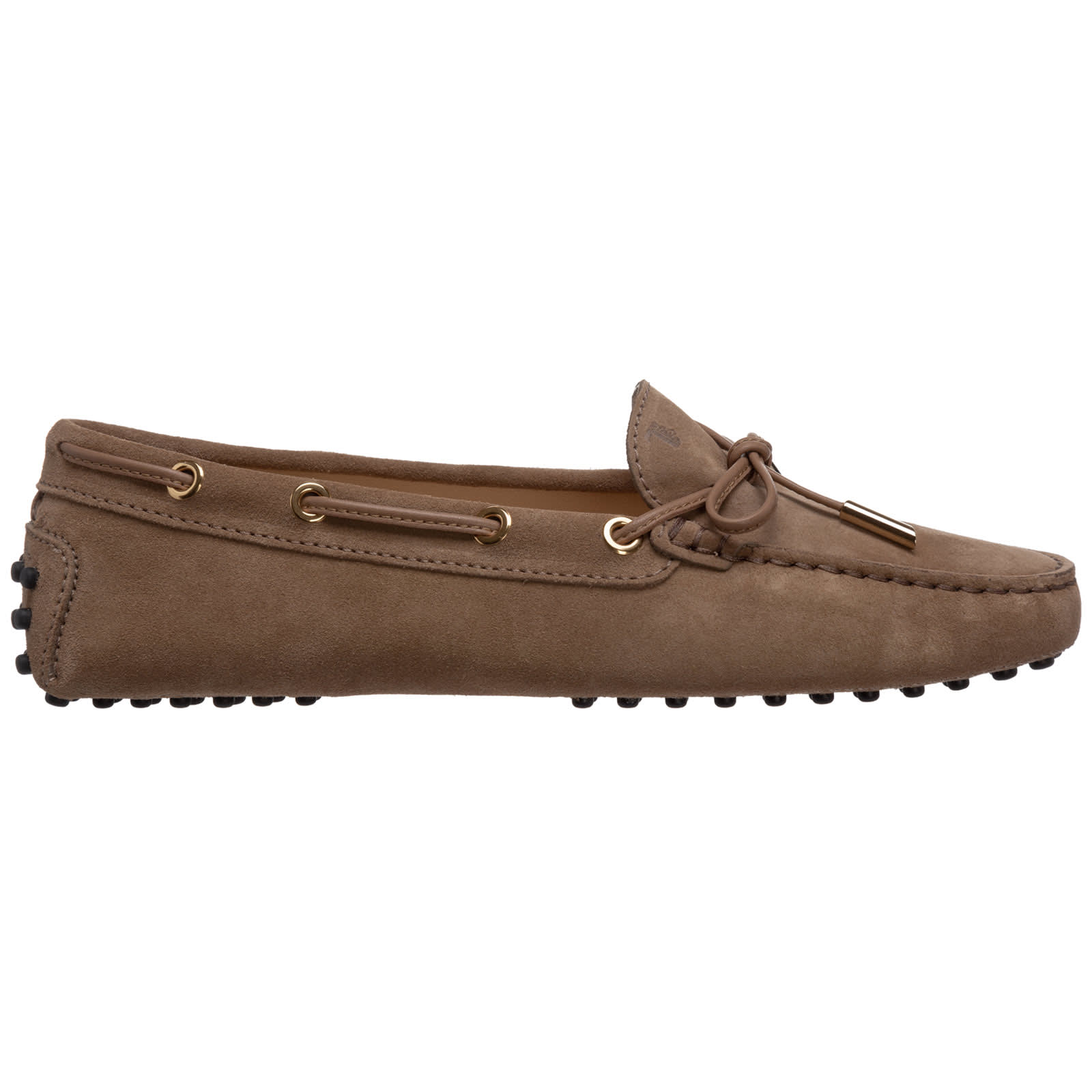 Buy Tods Tournament Moccasins online, shop Tods shoes with free shipping