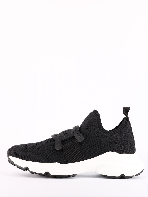 Tods Chain Sneaker Black