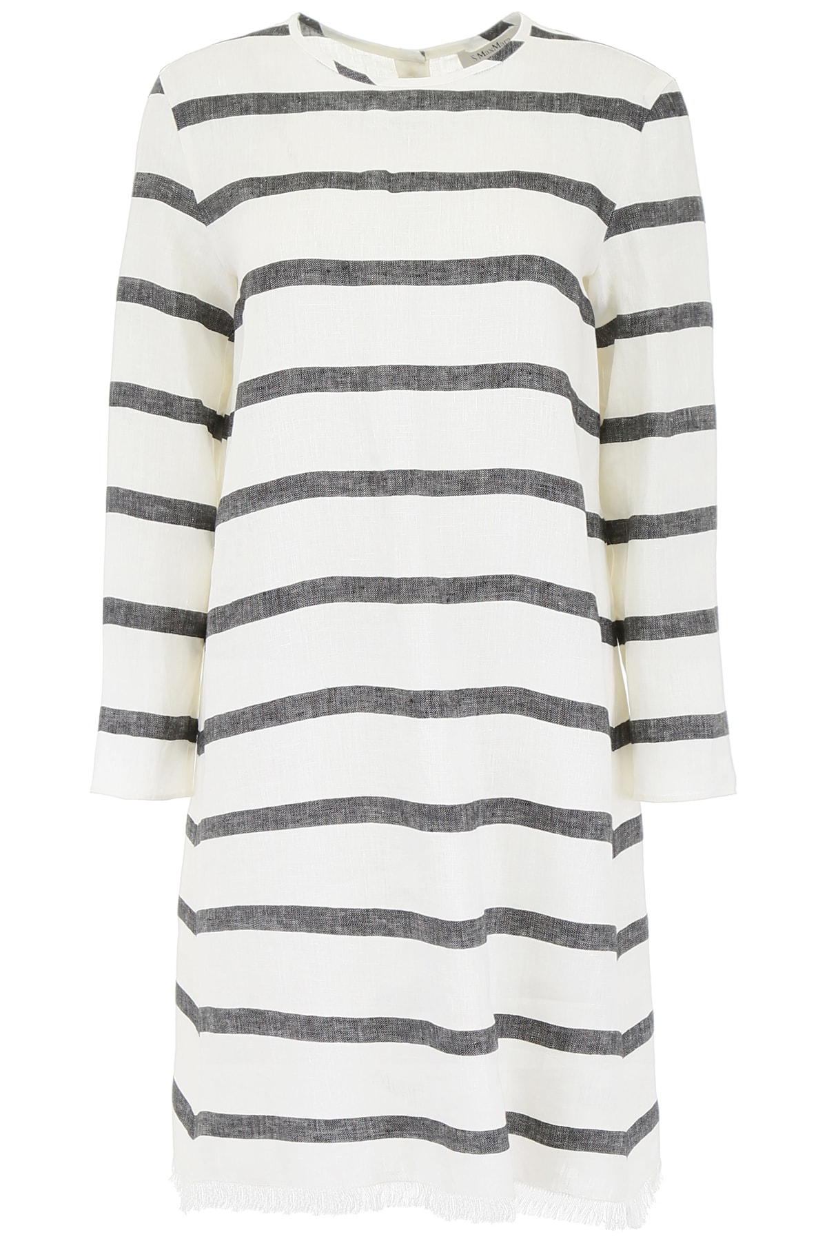 S Max Mara Here is The Cube Striped Shirt Dress