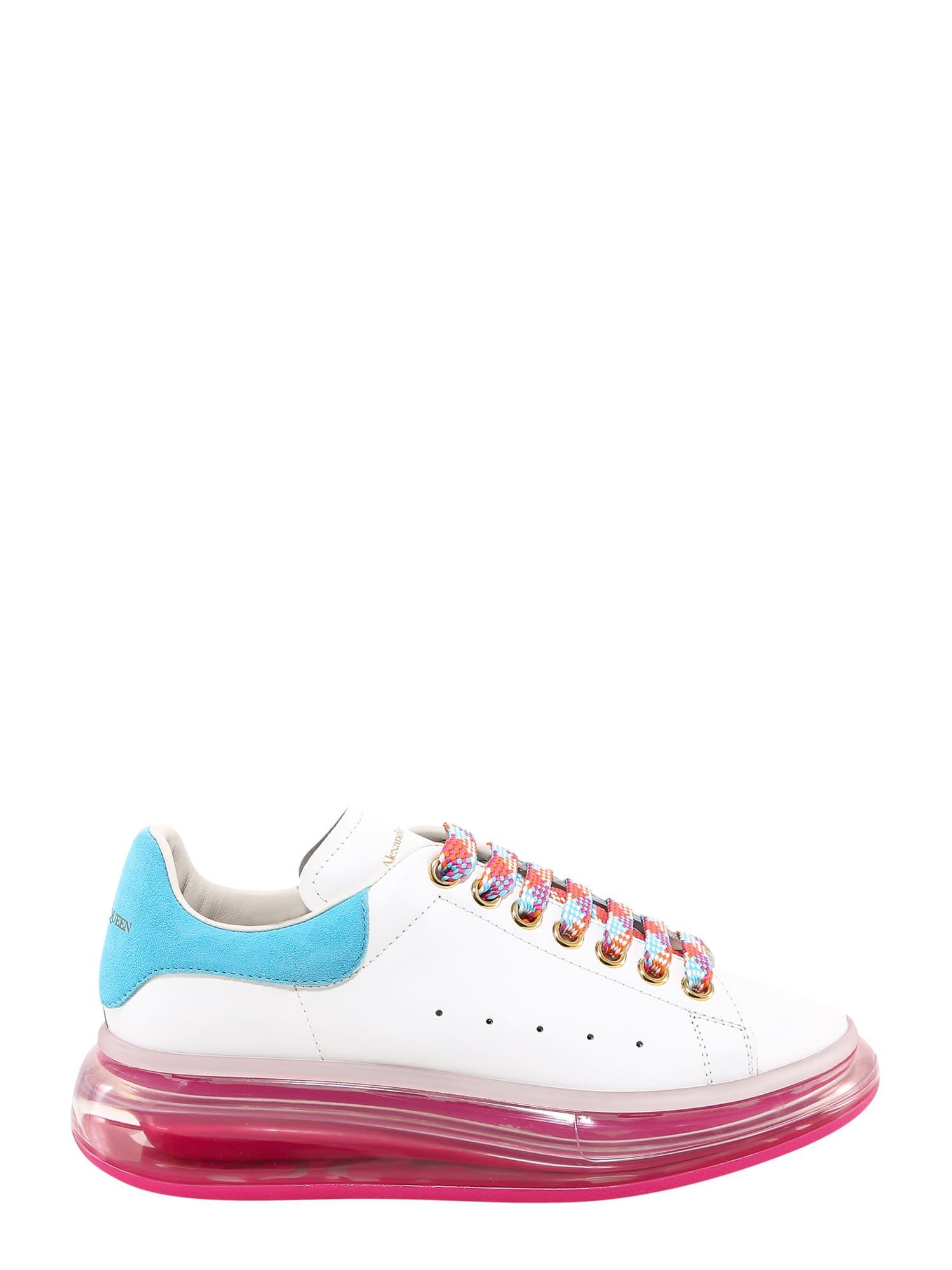 Buy Alexander McQueen Big Sole Sneakers online, shop Alexander McQueen shoes with free shipping