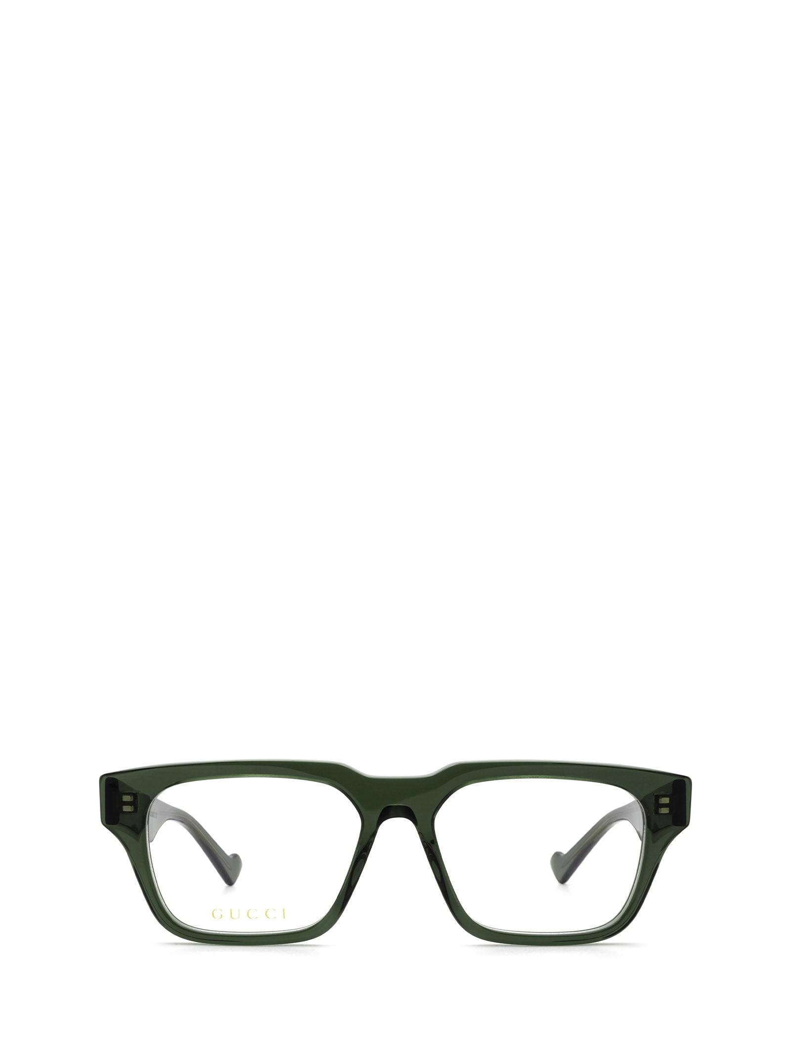 Gucci Gg0963o Green Glasses