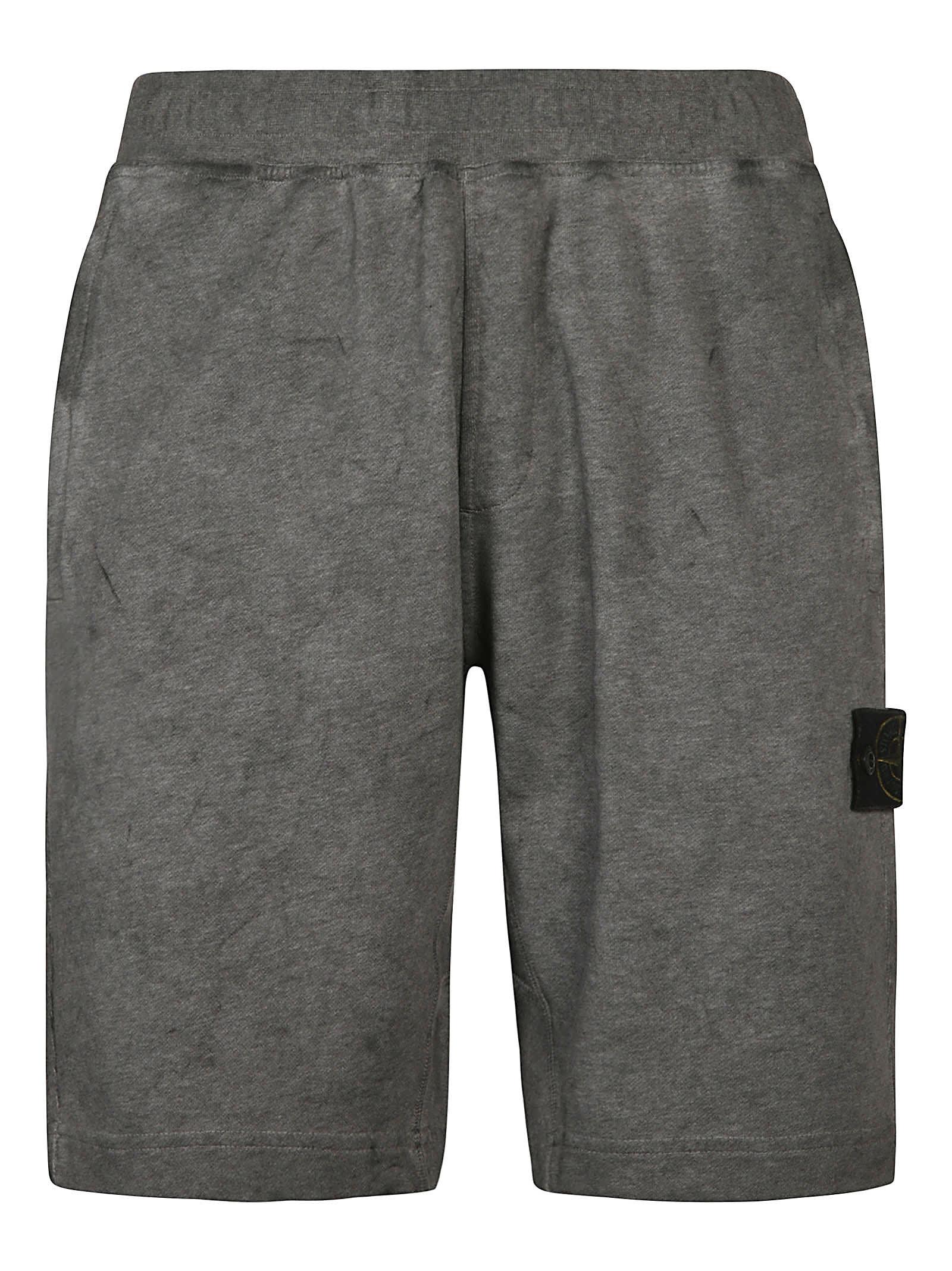 Stone Island Shorts SIDE LOGO SHORTS
