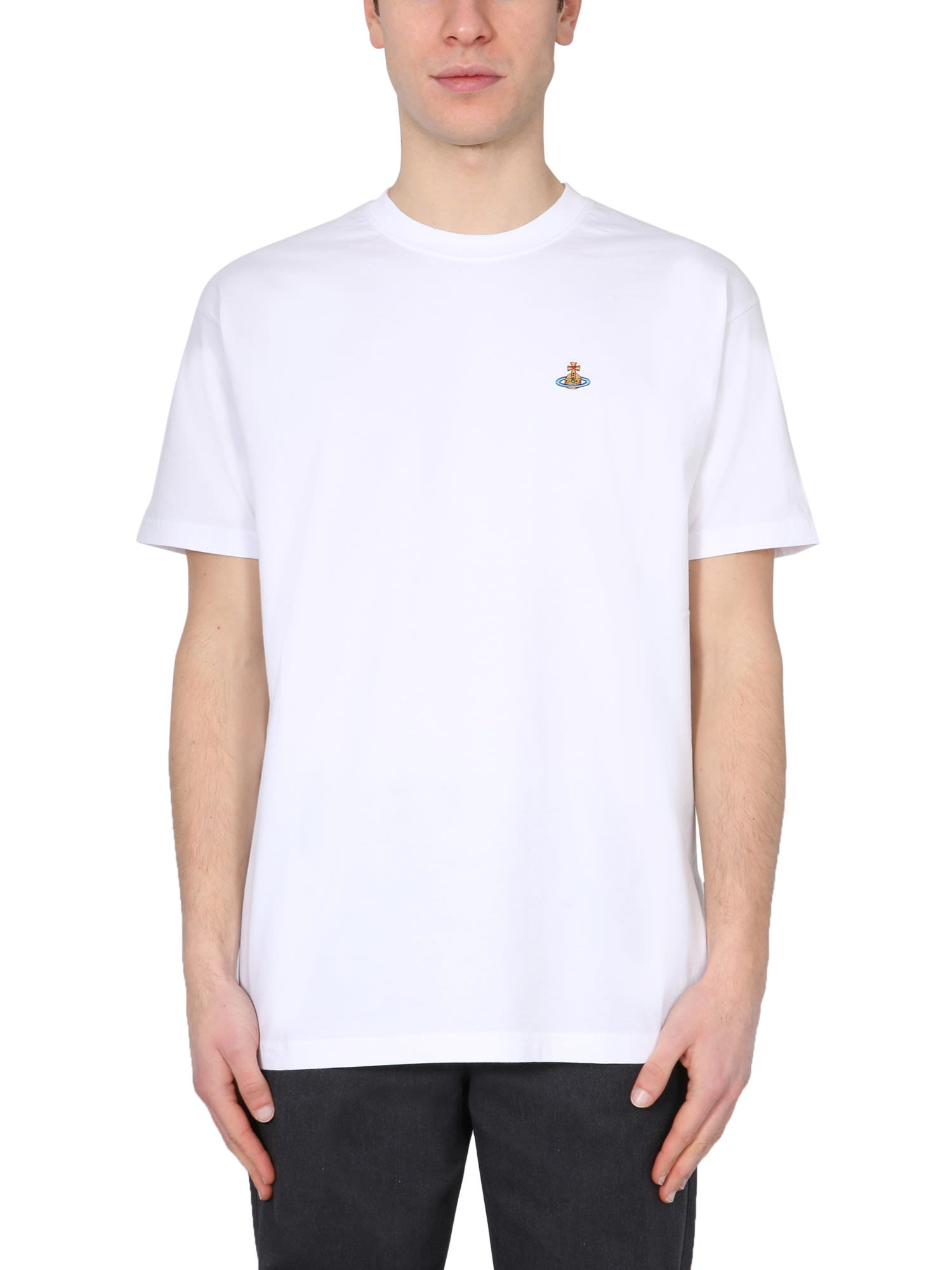 Vivienne Westwood Clothing CREW NECK T-SHIRT