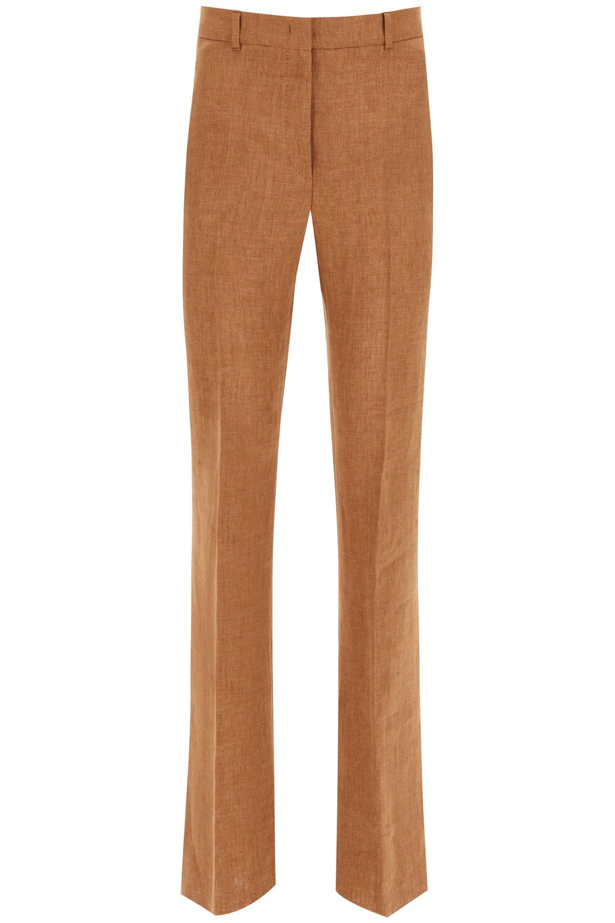 Siam Trousers In Linen Batavia