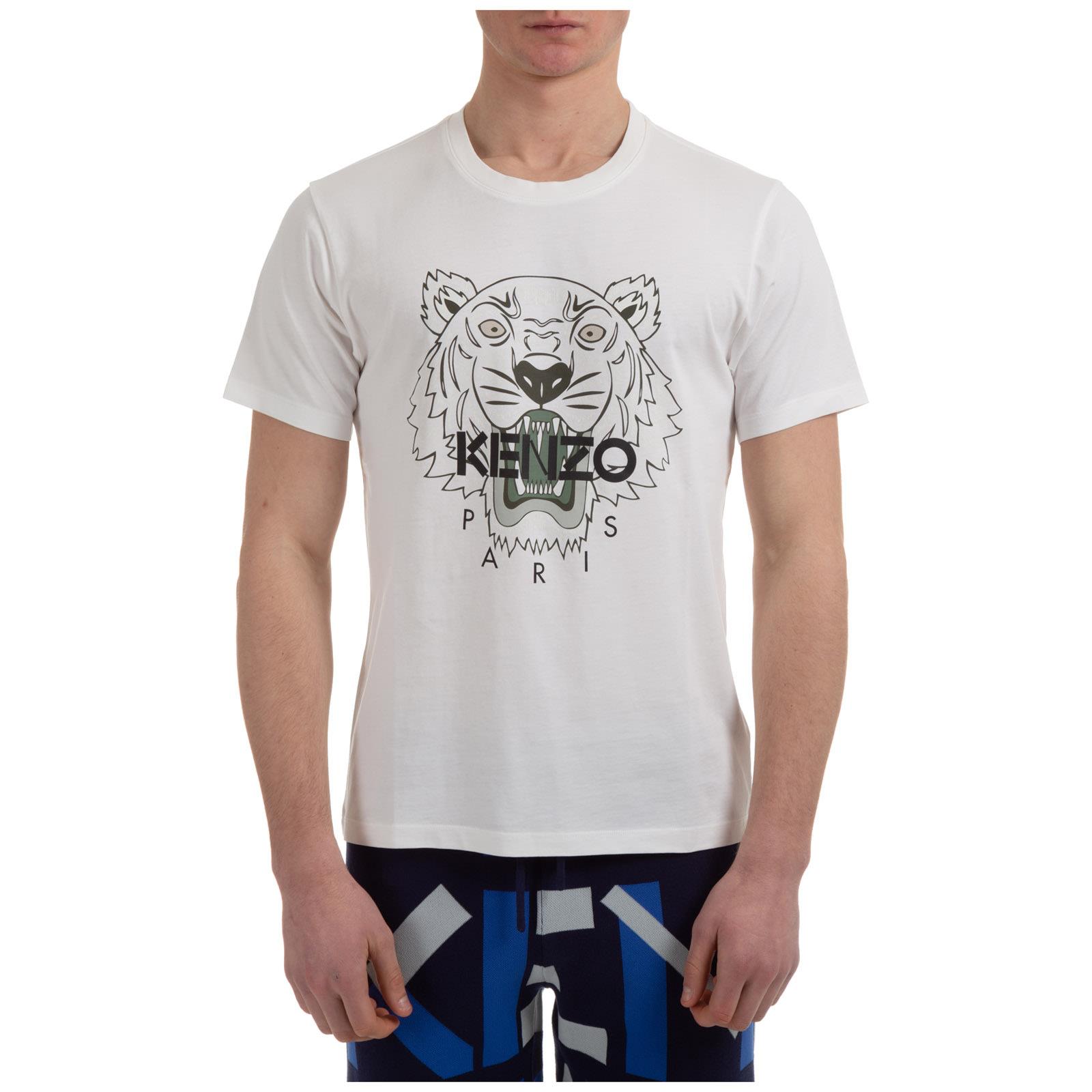 Kenzo Cottons TIGER T-SHIRT