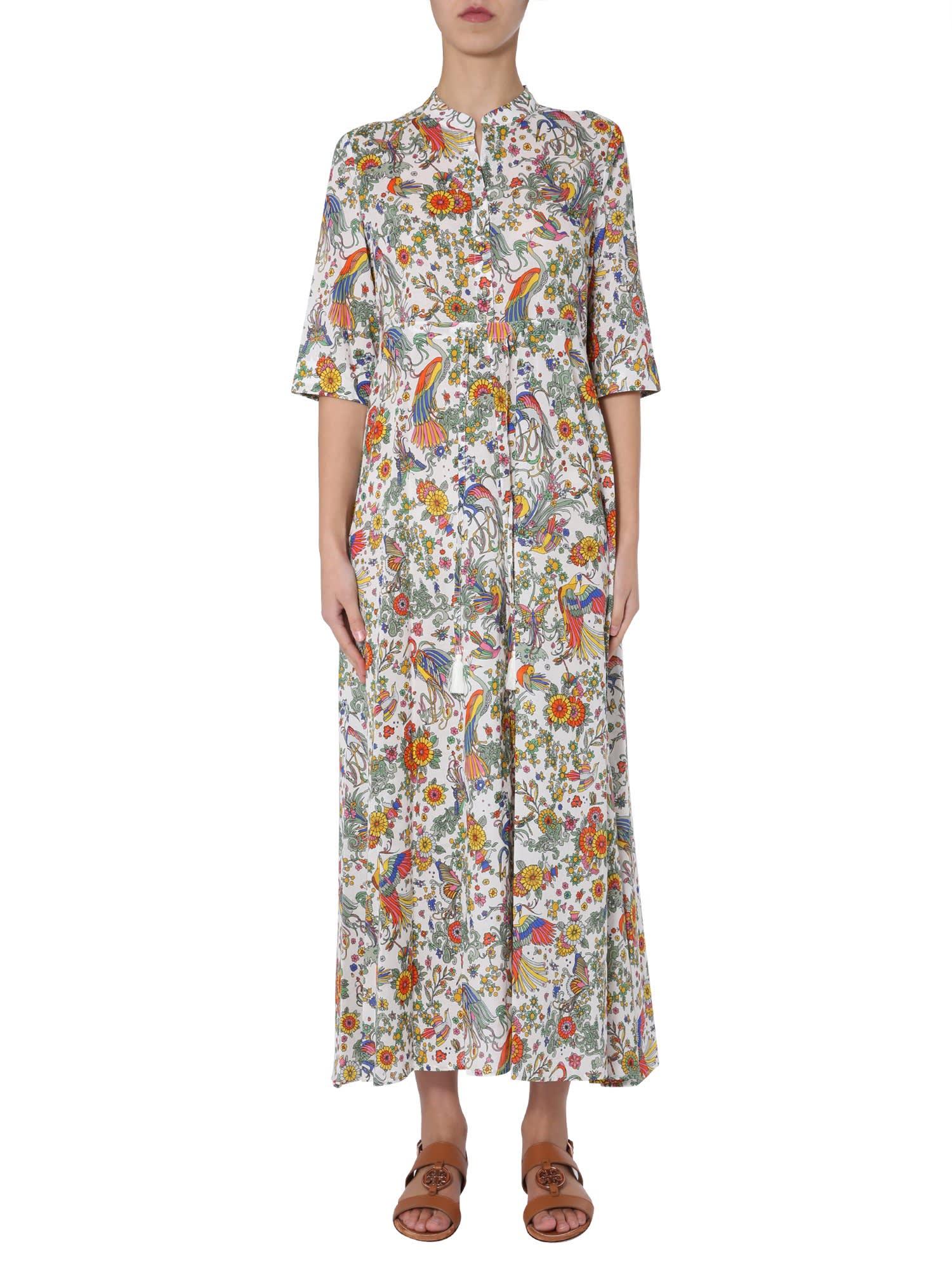 Buy Tory Burch Maxi Dress online, shop Tory Burch with free shipping