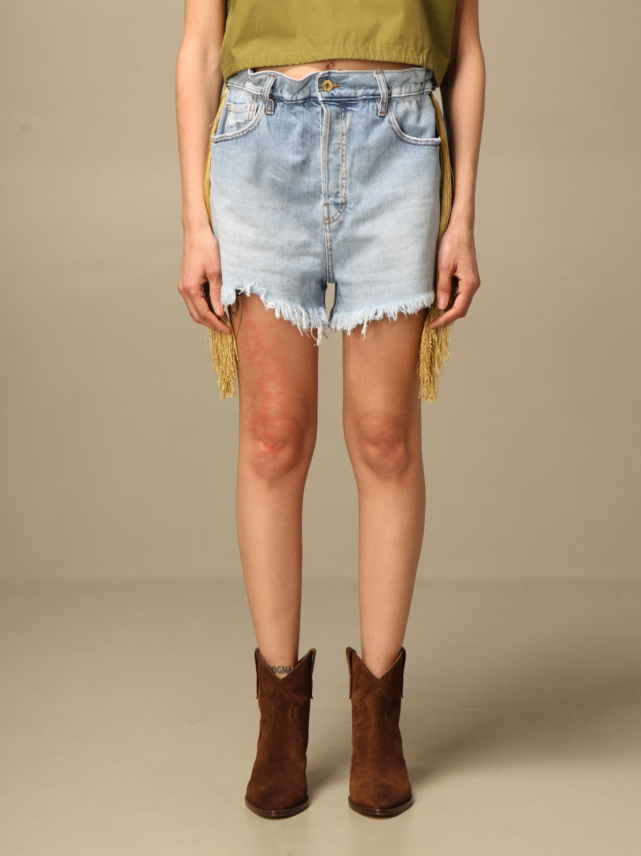 Short Short Women