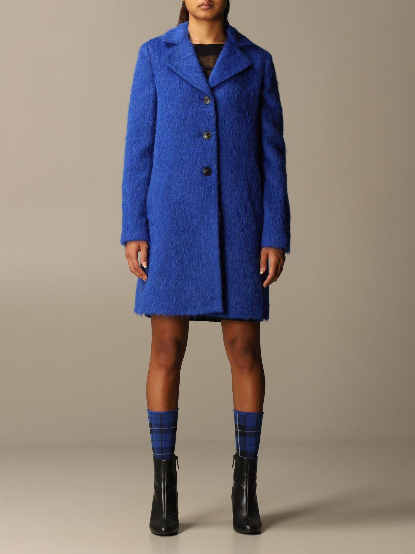Twin Set Coat Mohair