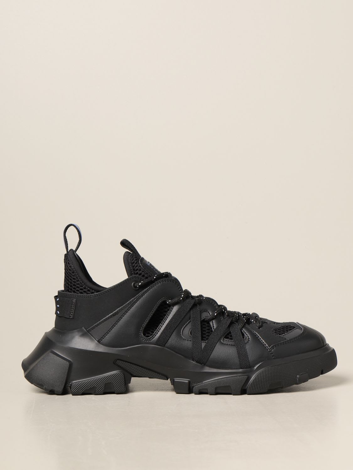 Mcq Sneakers Ic-0 Orbyt 2.0 Mcq Sneakers In Leather And Micro Mesh