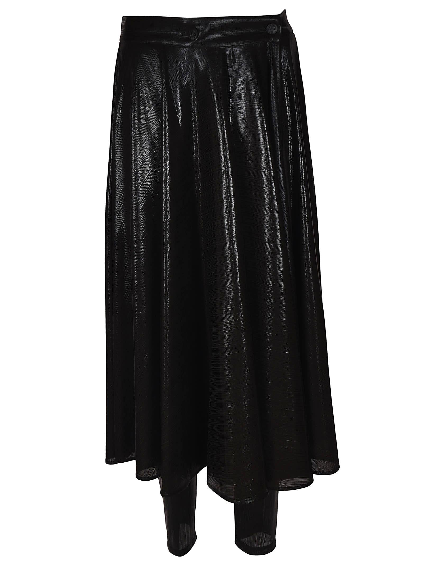 MSGM Layered Skirt